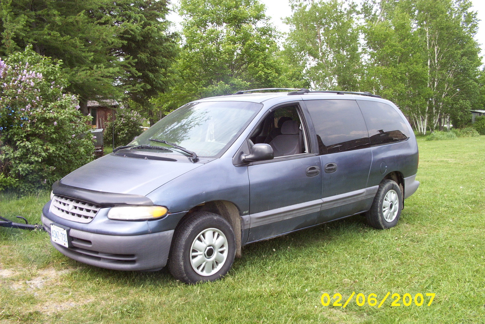 Cars plymouth grand voyager #4