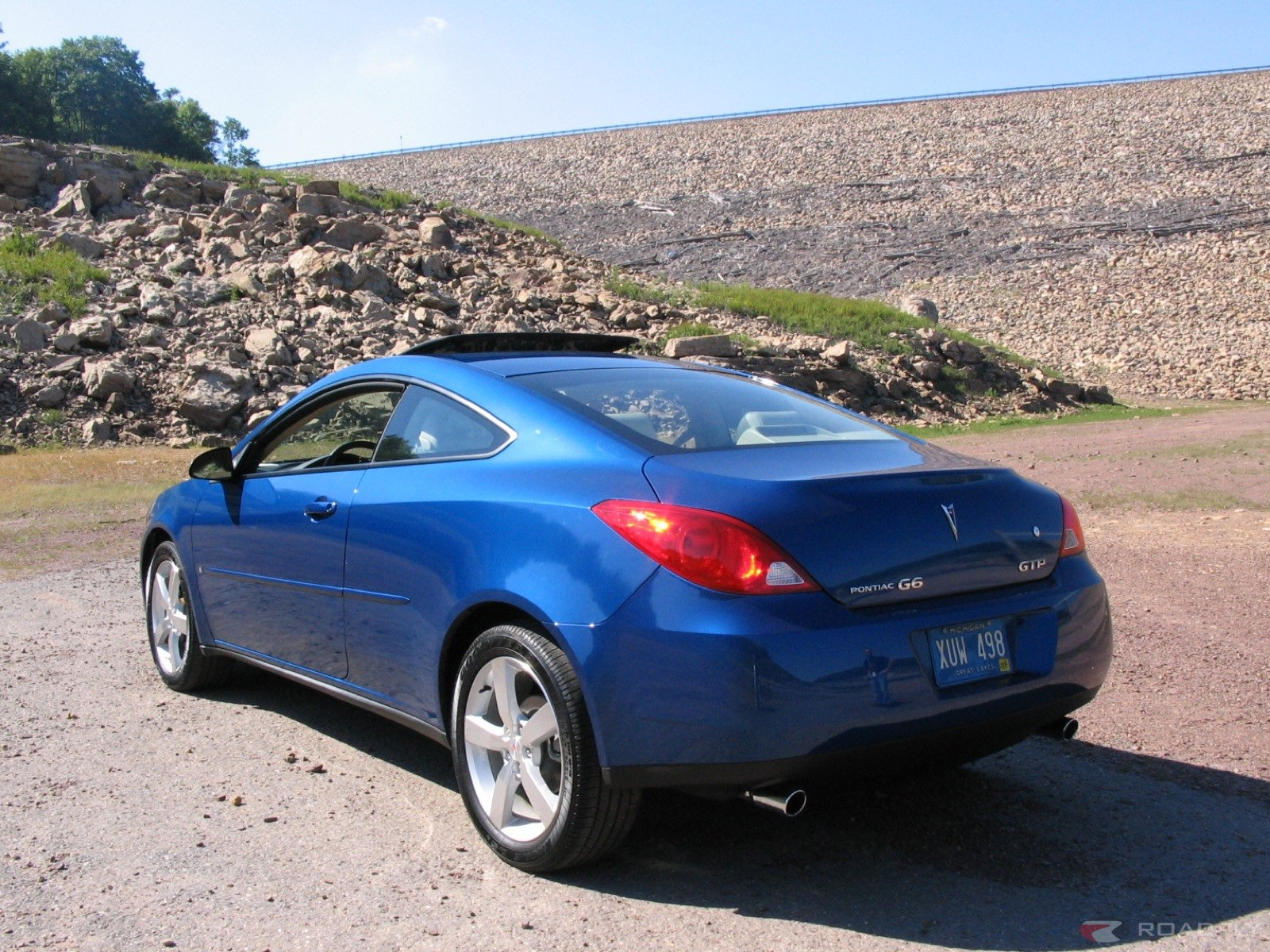 Cars Pontiac G6 Coupe 2006 Auto Database Com