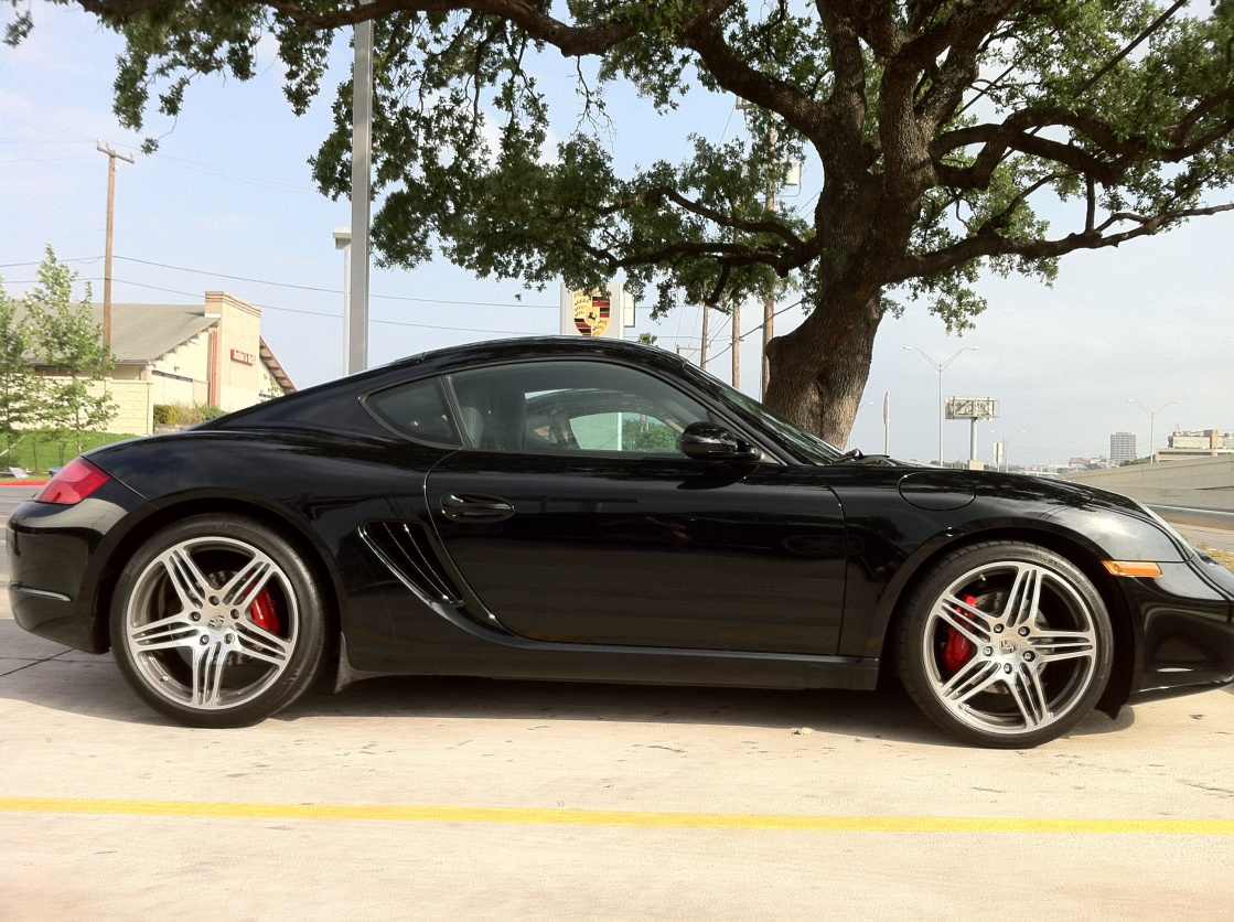 2008 Porsche Cayman Pictures Information And Specs