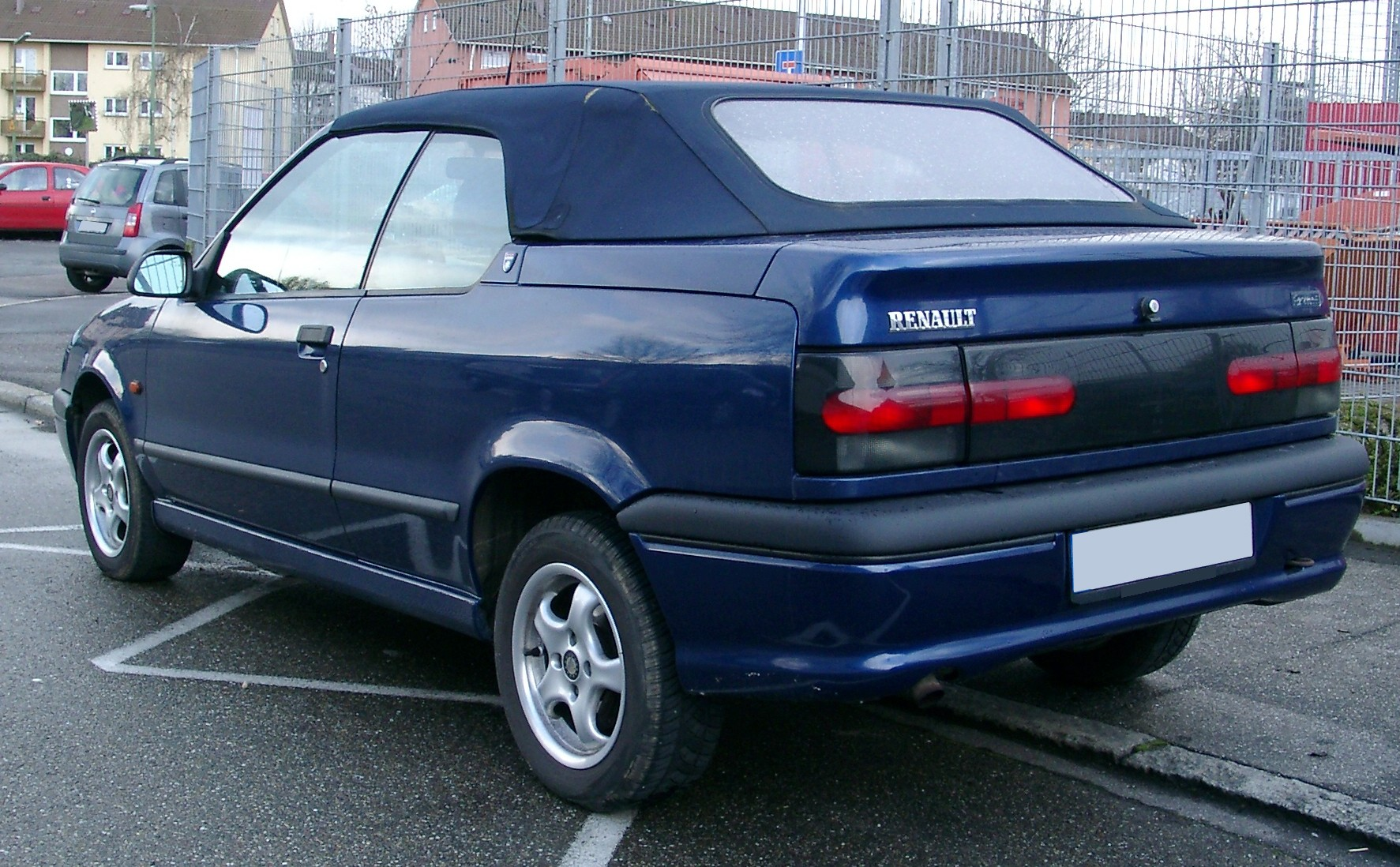 1993 Renault 19 Ii Europa Pictures Information And Specs Auto Fuse Box In Infiniti G35 Cars 10