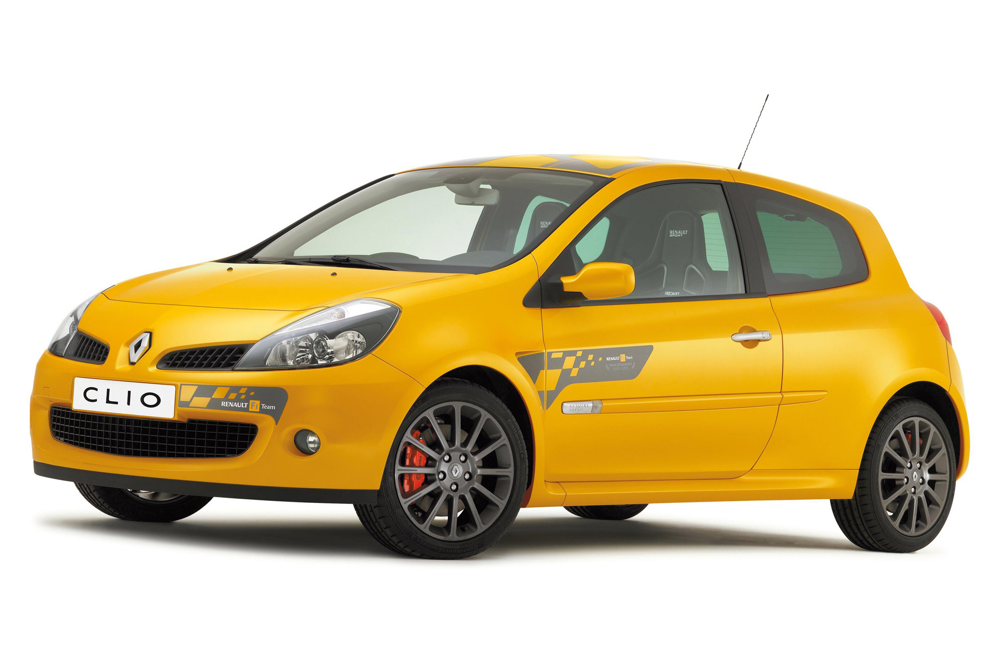 2009 renault clio iii sport pictures information and specs auto. Black Bedroom Furniture Sets. Home Design Ideas
