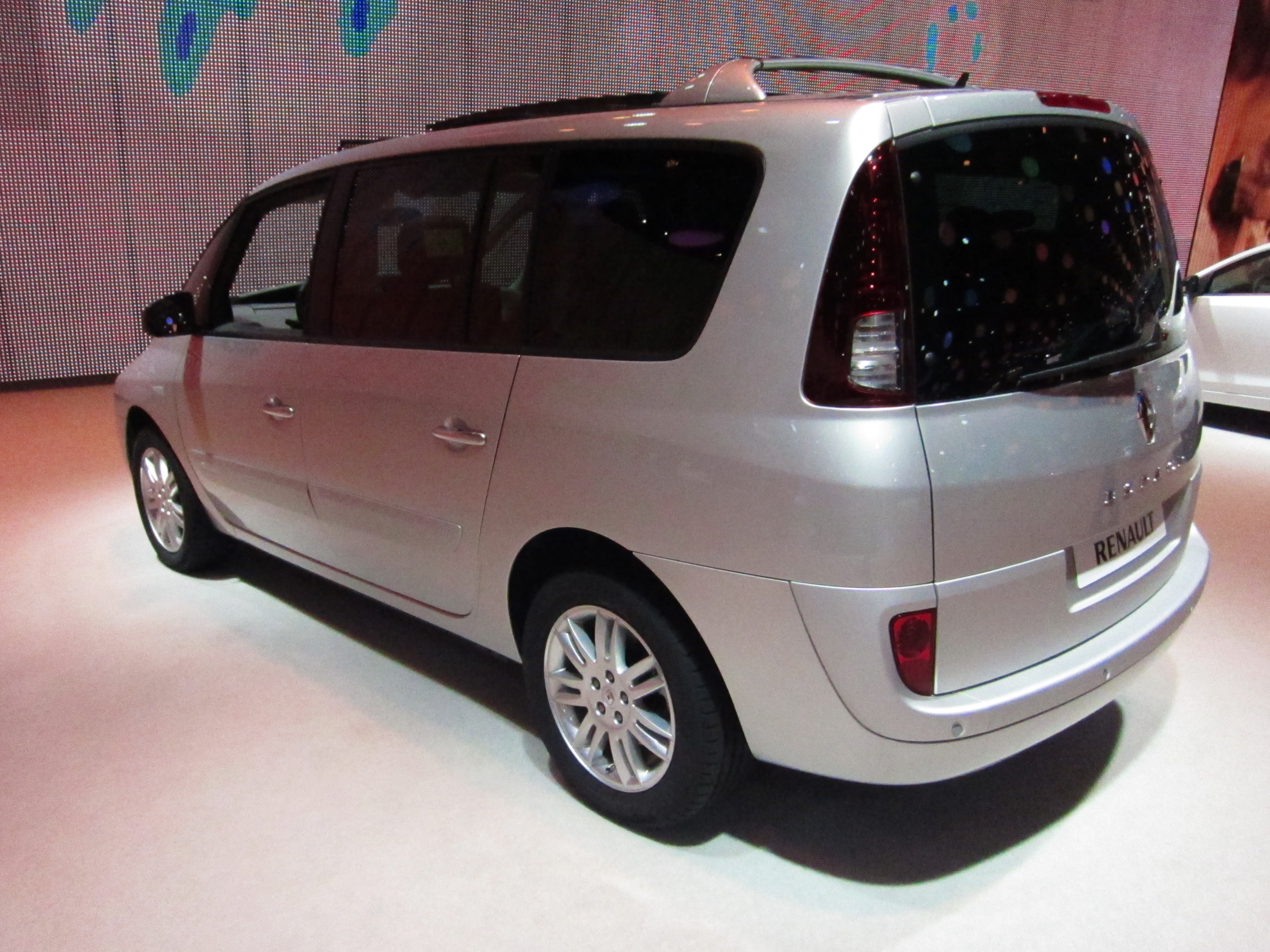 2012 renault espace iv pictures information and specs auto. Black Bedroom Furniture Sets. Home Design Ideas