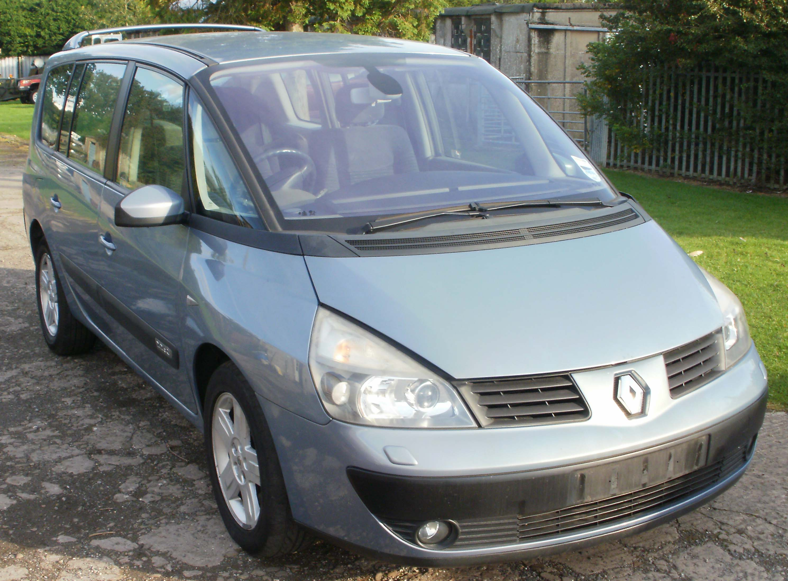 2004 renault grand espace iv pictures information and specs auto. Black Bedroom Furniture Sets. Home Design Ideas