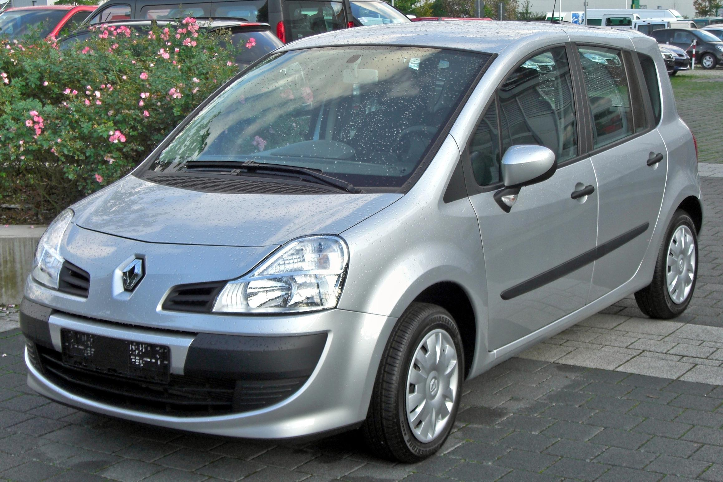 Acura Of Reno >> 2010 Renault Grand modus – pictures, information and specs ...
