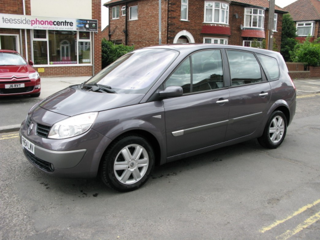 2005 renault grand scenic pictures information and specs auto. Black Bedroom Furniture Sets. Home Design Ideas