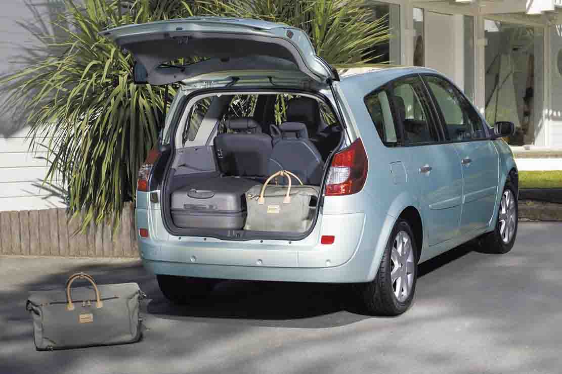 2005 renault grand scenic pictures information and. Black Bedroom Furniture Sets. Home Design Ideas