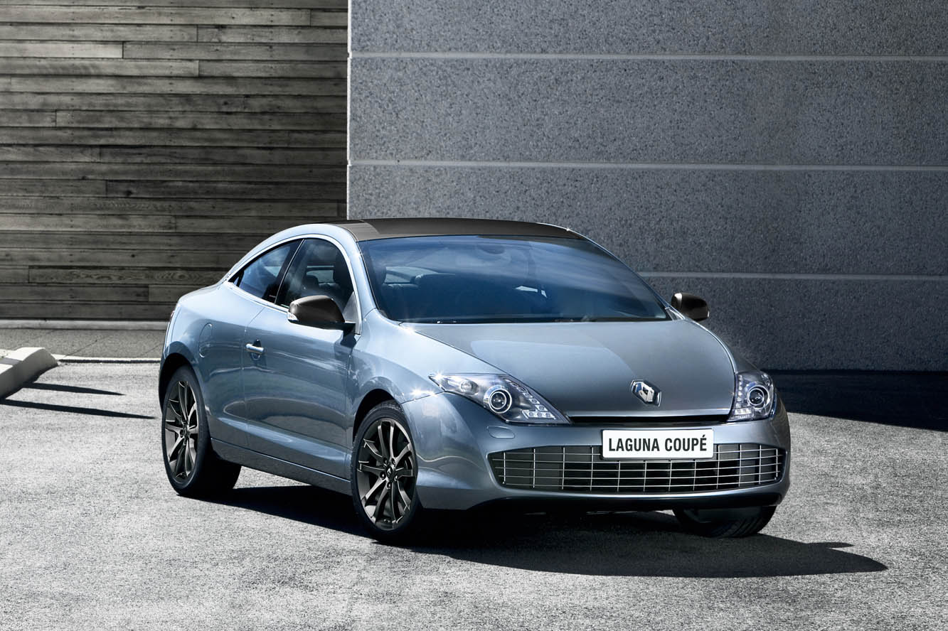 2013 renault laguna iii coupe pictures information and. Black Bedroom Furniture Sets. Home Design Ideas