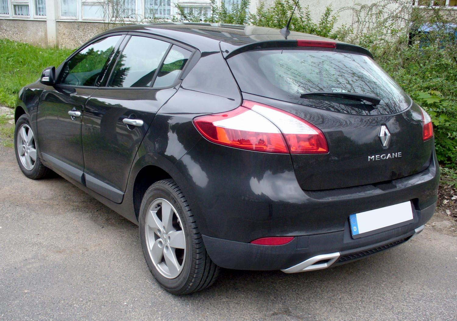 2009 renault megane iii pictures information and specs auto. Black Bedroom Furniture Sets. Home Design Ideas