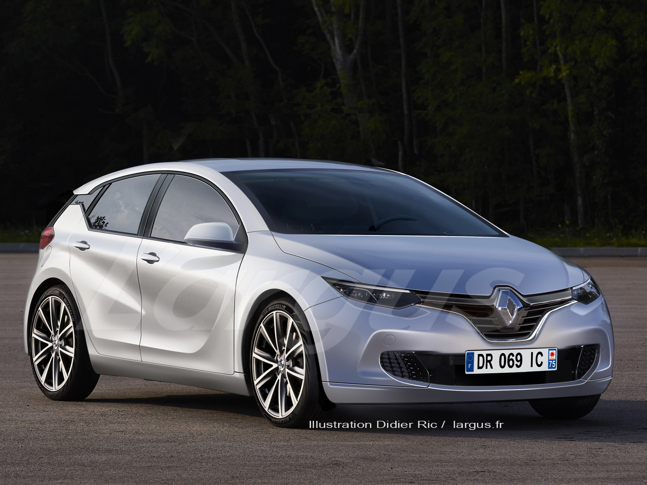 Cars renault megane iii estate 2016