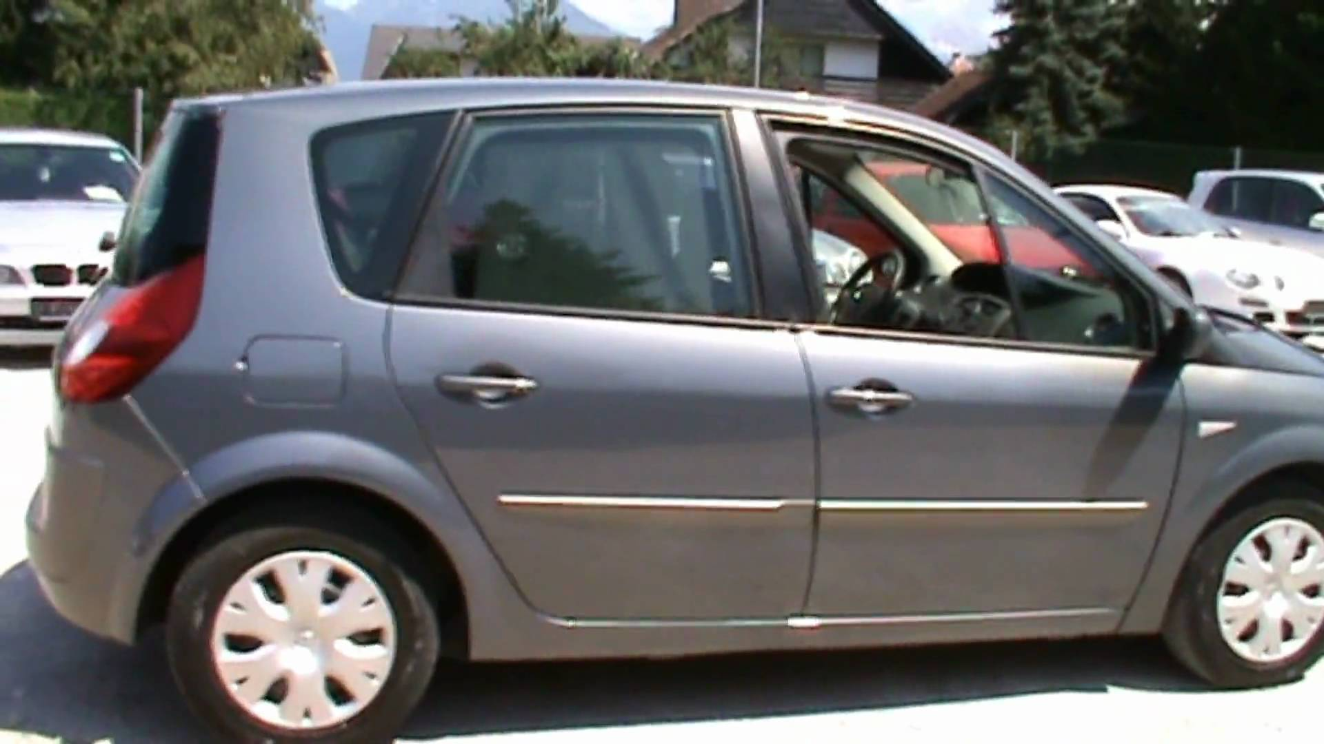 2007 renault scenic ii pictures information and specs. Black Bedroom Furniture Sets. Home Design Ideas