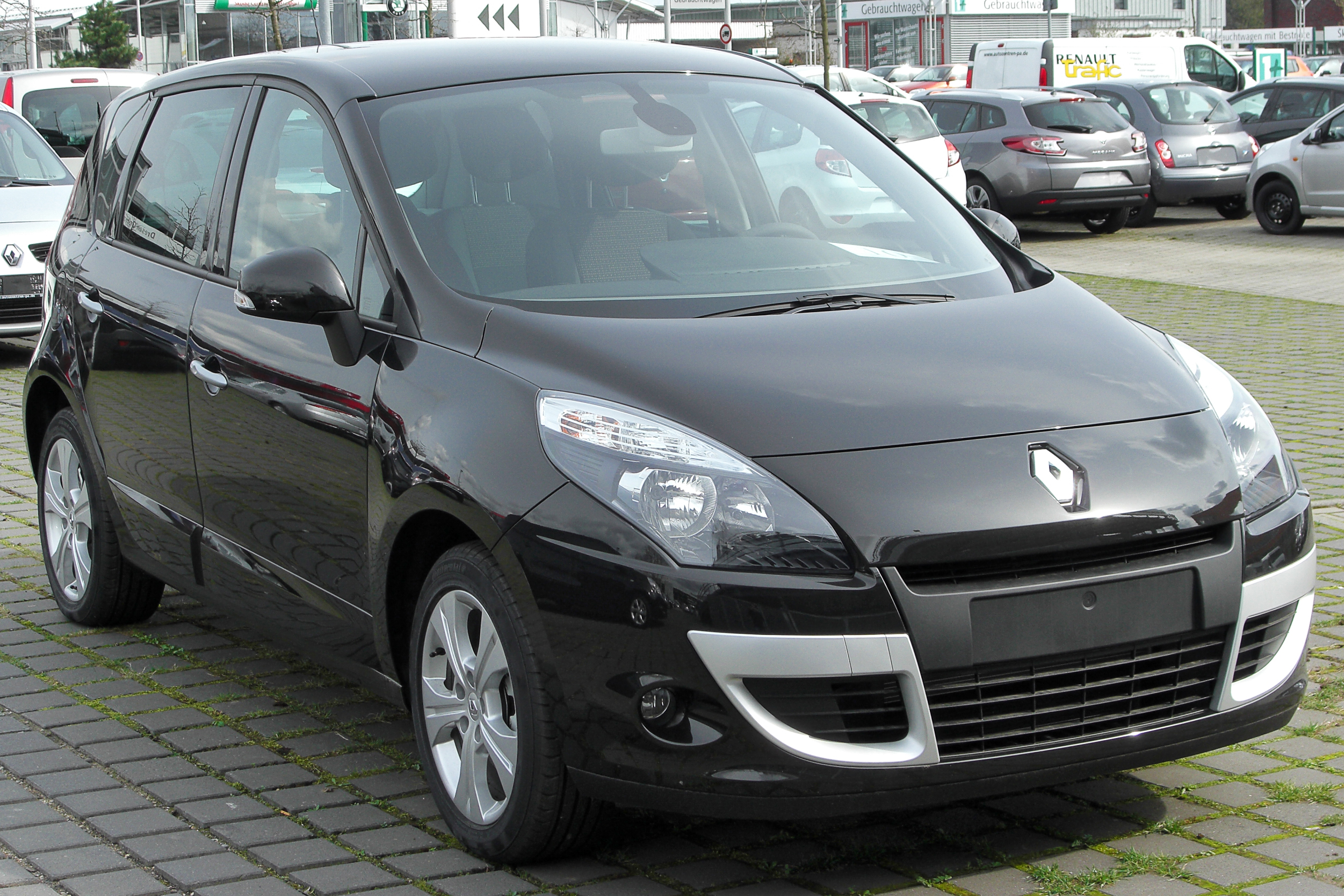 2010 renault scenic iii pictures information and specs. Black Bedroom Furniture Sets. Home Design Ideas
