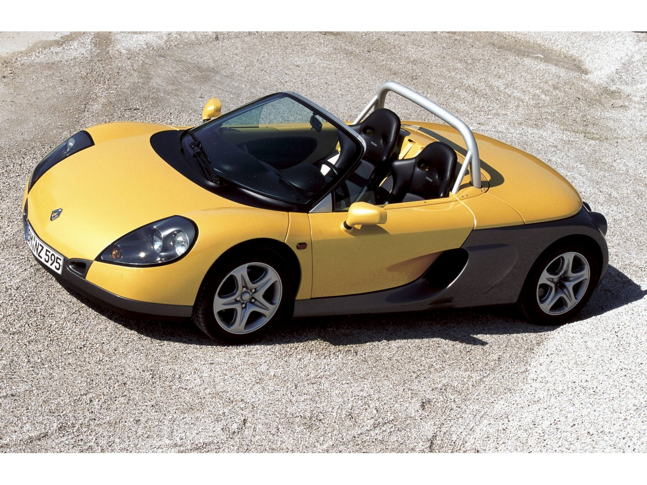 renault sport spider pictures information and specs auto. Black Bedroom Furniture Sets. Home Design Ideas