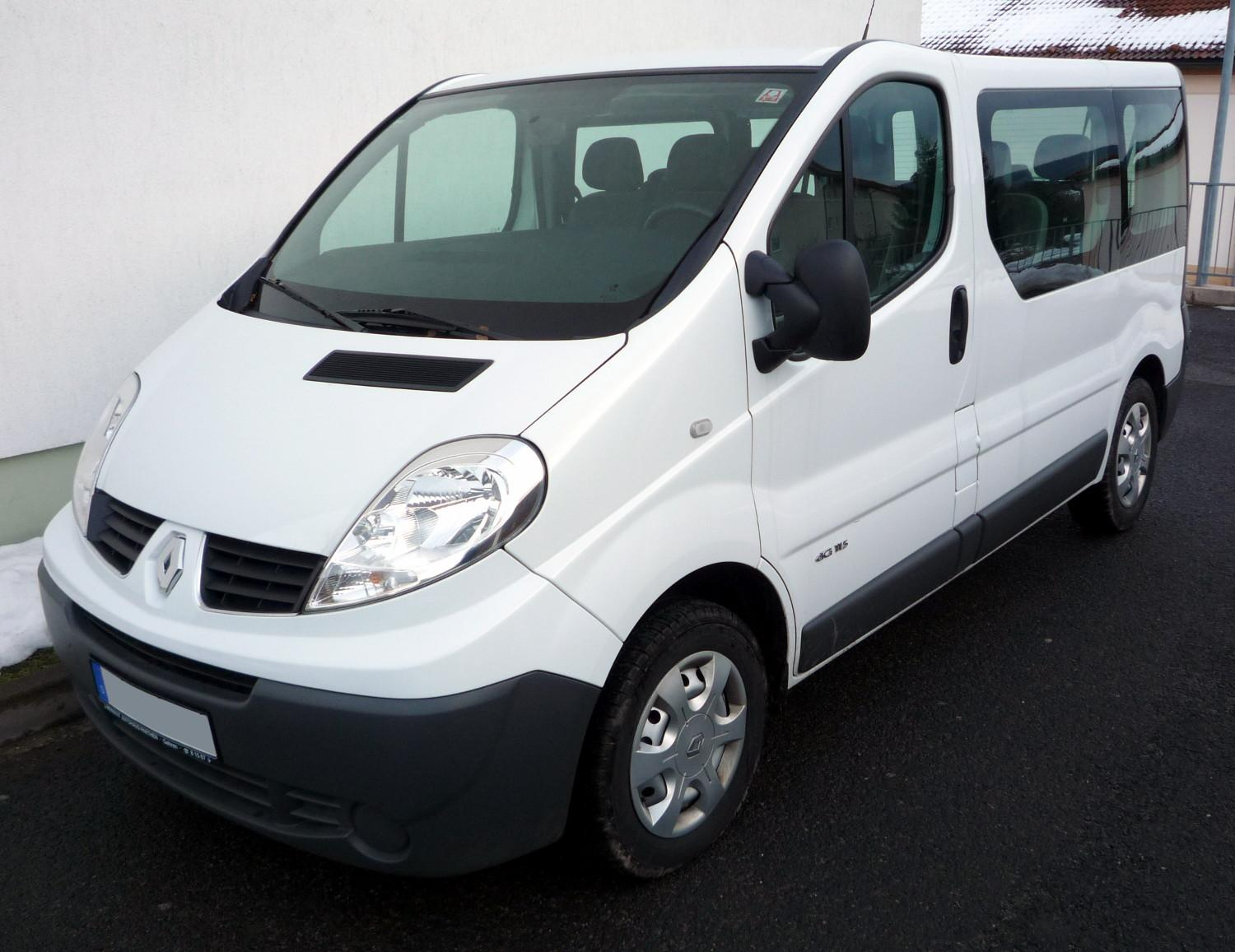 2009 renault trafic 2 pictures information and specs. Black Bedroom Furniture Sets. Home Design Ideas
