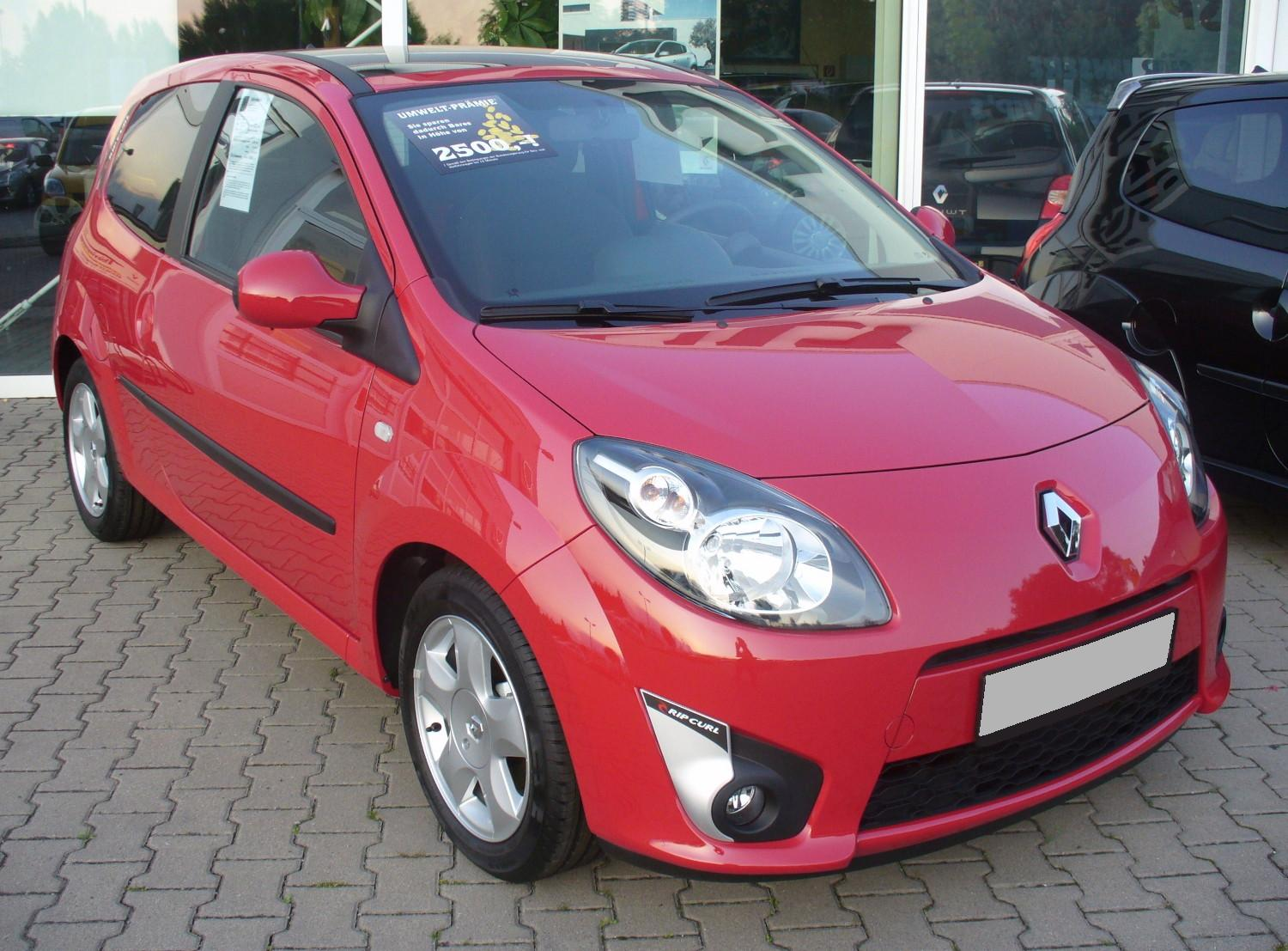 2009 renault twingo ii pictures information and specs auto. Black Bedroom Furniture Sets. Home Design Ideas