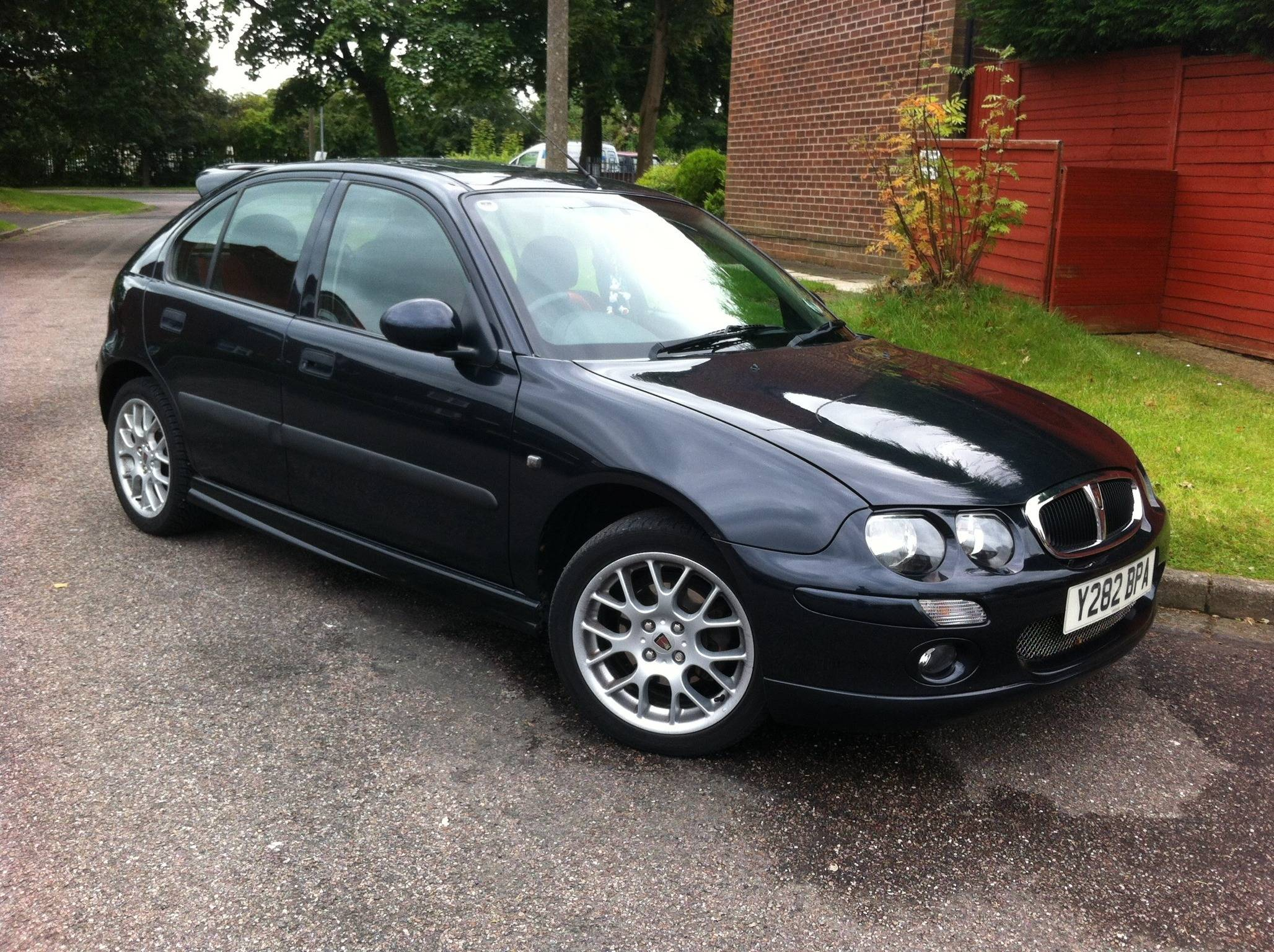 Cars rover 25