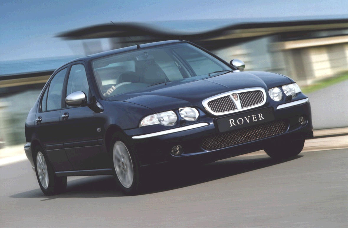 Cars rover 45