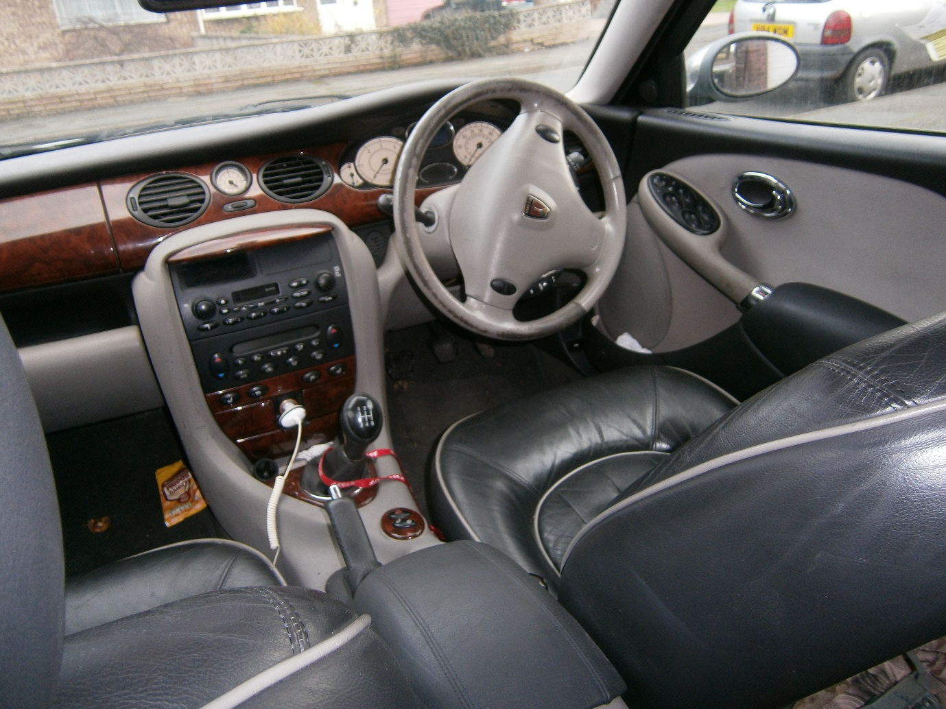 2002 Rover 75 tourer – pictures, information and specs - Auto ...