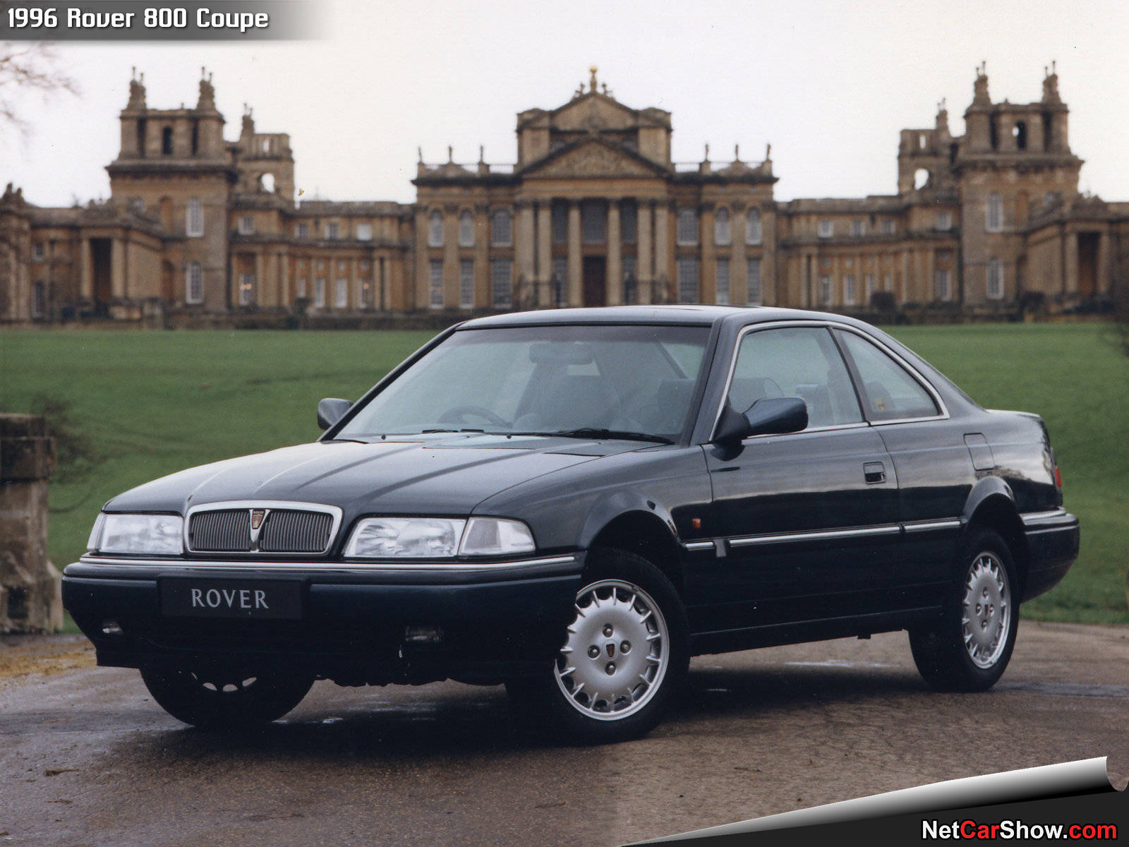 Cars rover 800
