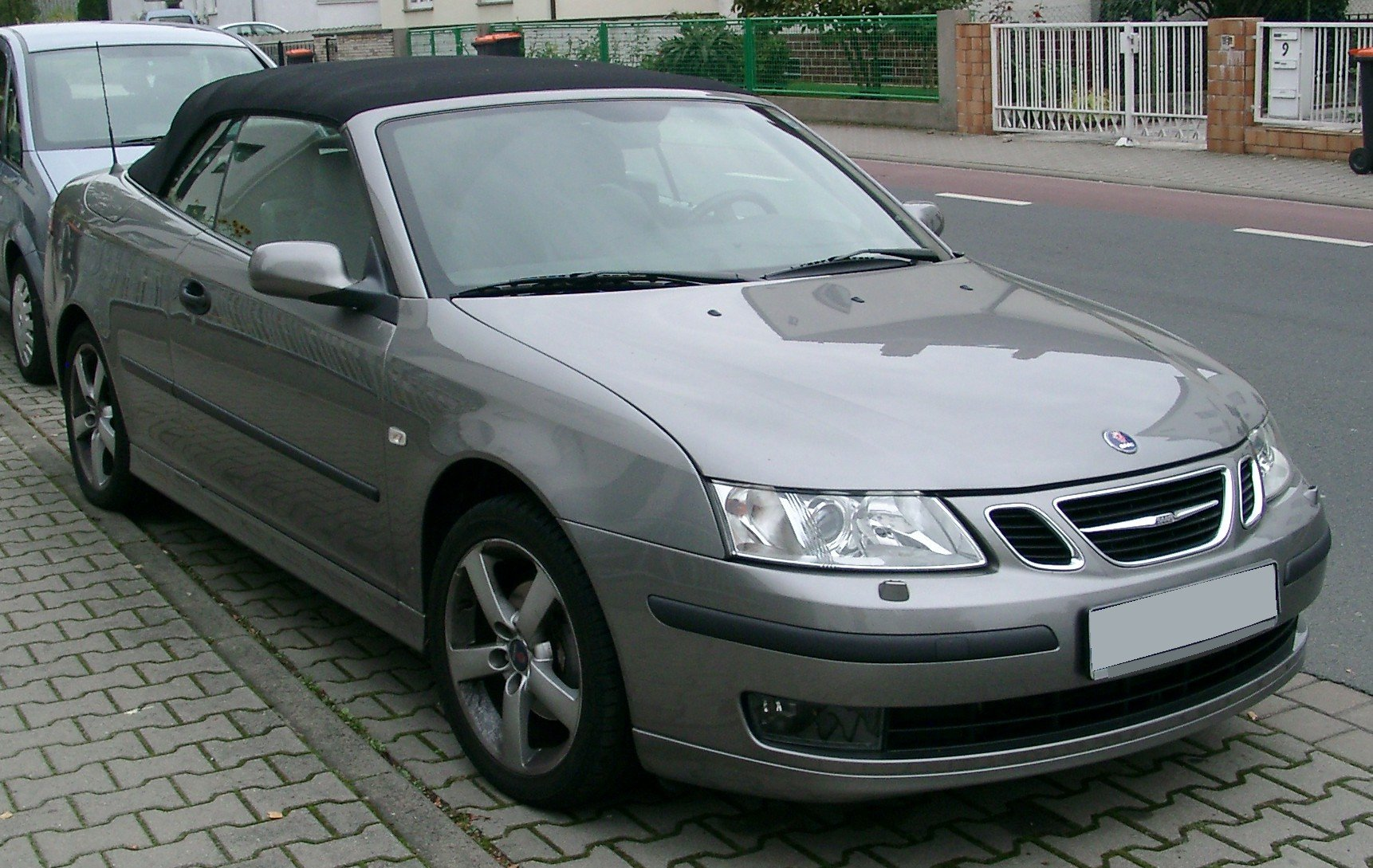 2000 saab 9 3 cabriolet pictures information and specs auto. Black Bedroom Furniture Sets. Home Design Ideas