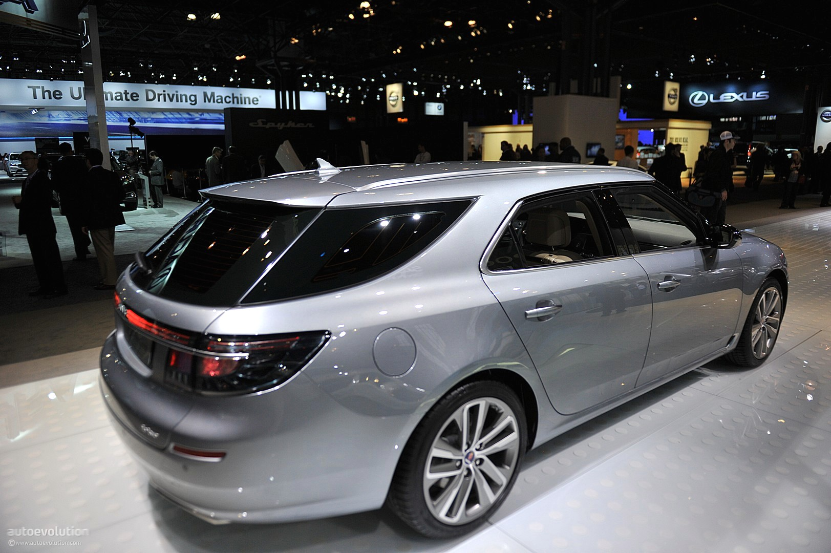 2016 Saab 9 5 Pictures Information And Specs Auto Database Com