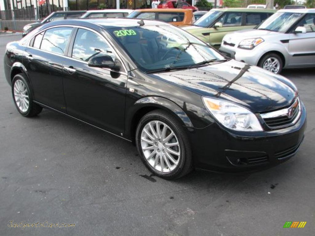 Cars saturn aura xr 2009