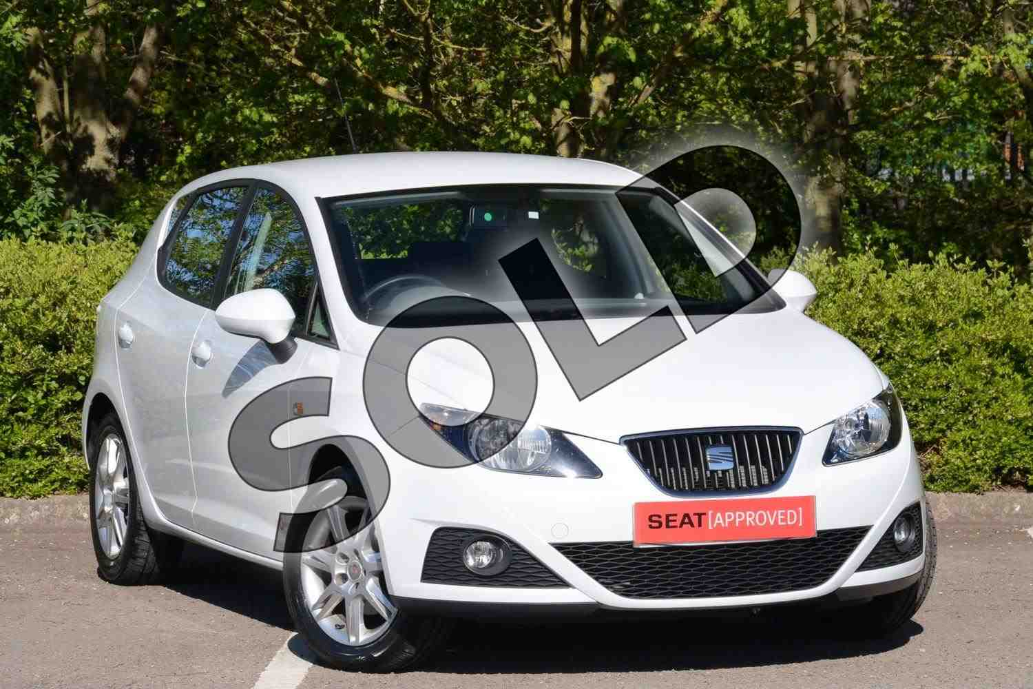 cars seat ibiza hatchback 2012 auto. Black Bedroom Furniture Sets. Home Design Ideas