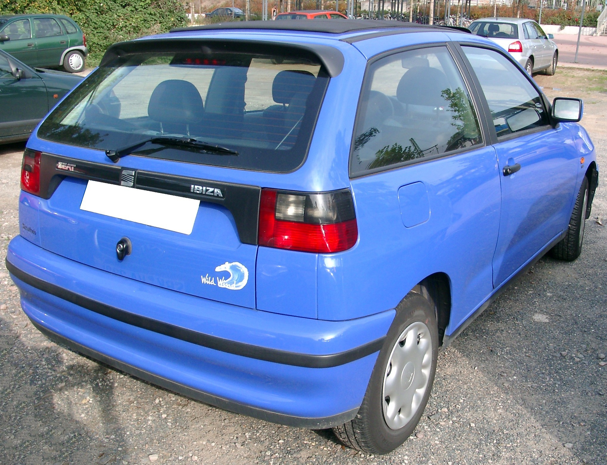 1998 Seat Ibiza ii (6k1) – pictures, information and specs - Auto ...