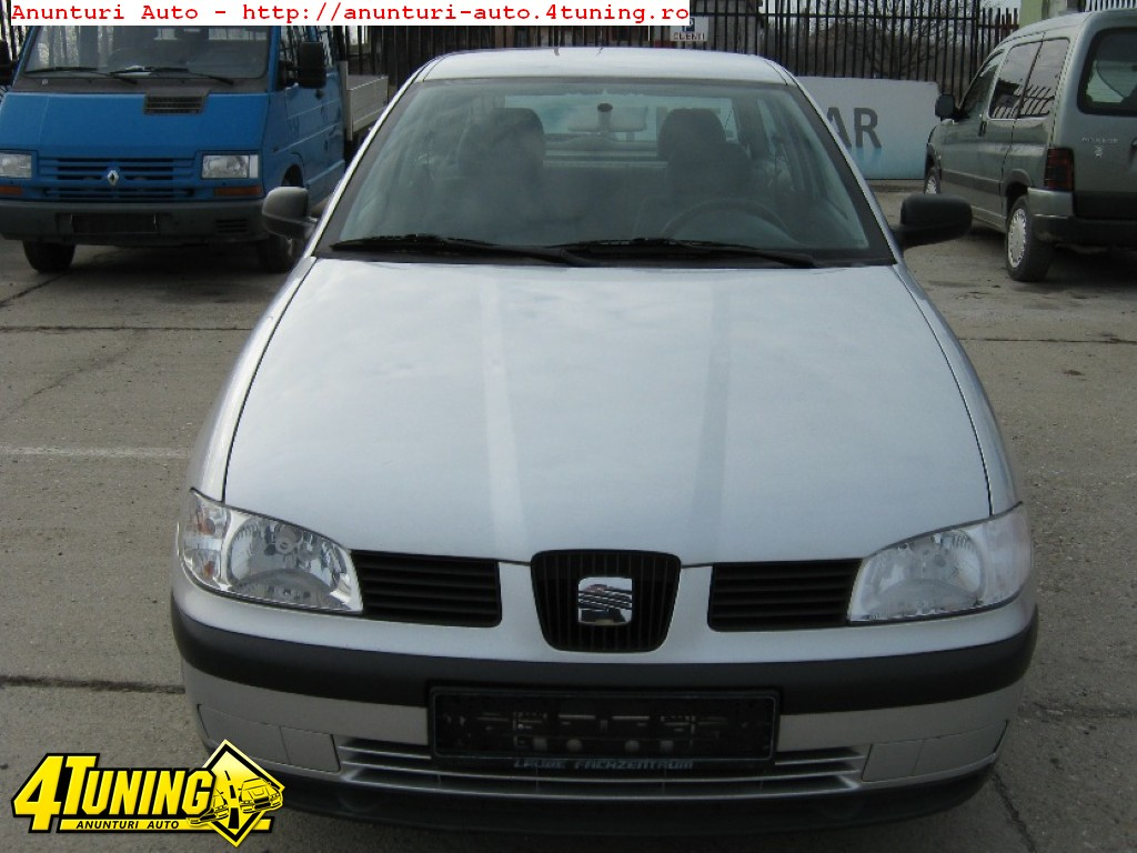 2000 seat ibiza ii 6k1 pictures information and specs auto. Black Bedroom Furniture Sets. Home Design Ideas