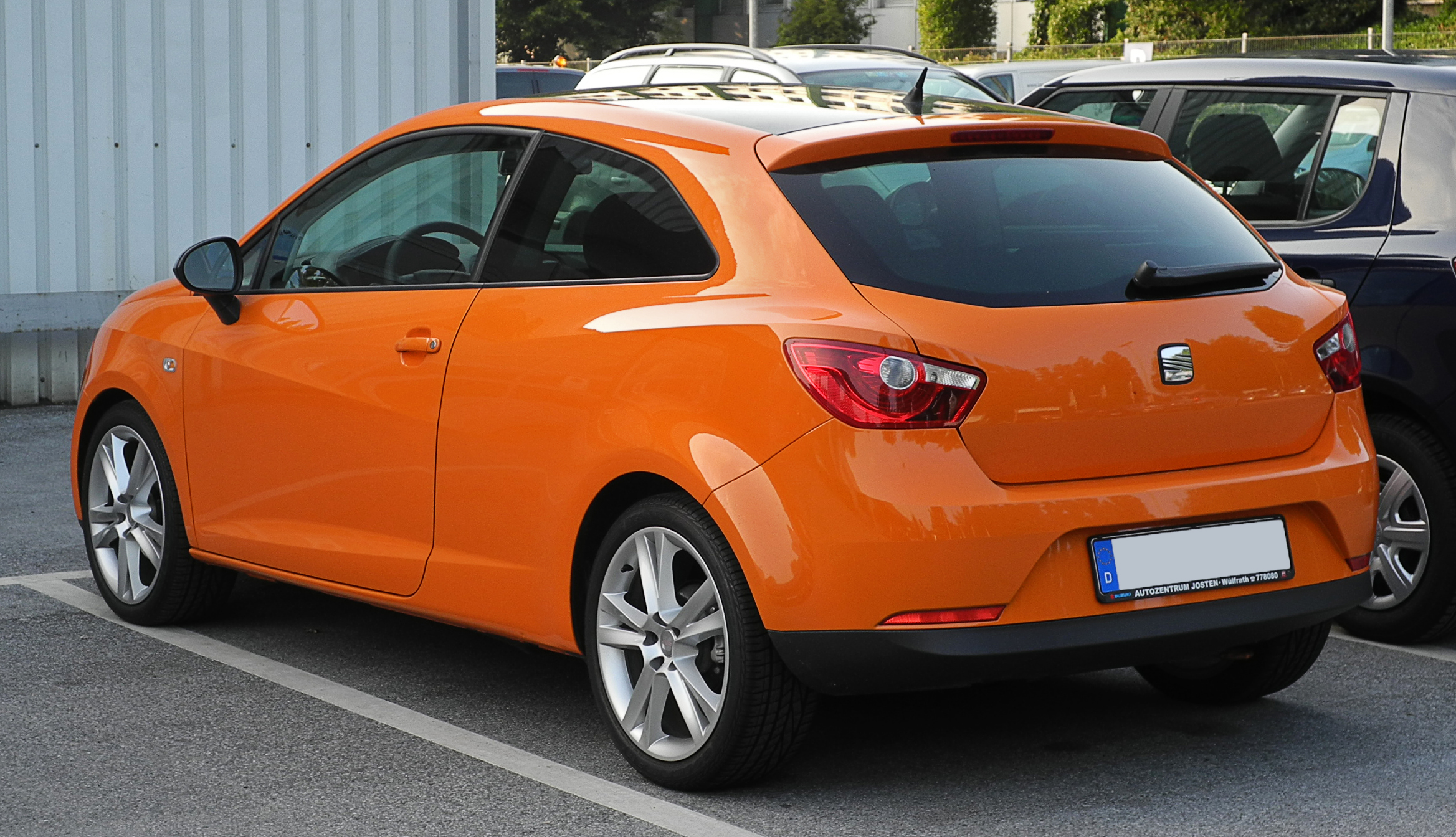 2011 seat ibiza sc pictures information and specs. Black Bedroom Furniture Sets. Home Design Ideas