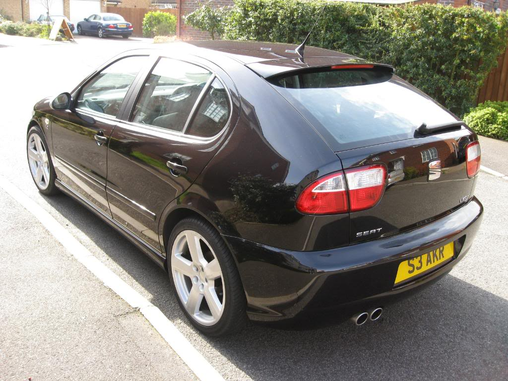 2004 seat leon 1m pictures information and specs auto. Black Bedroom Furniture Sets. Home Design Ideas