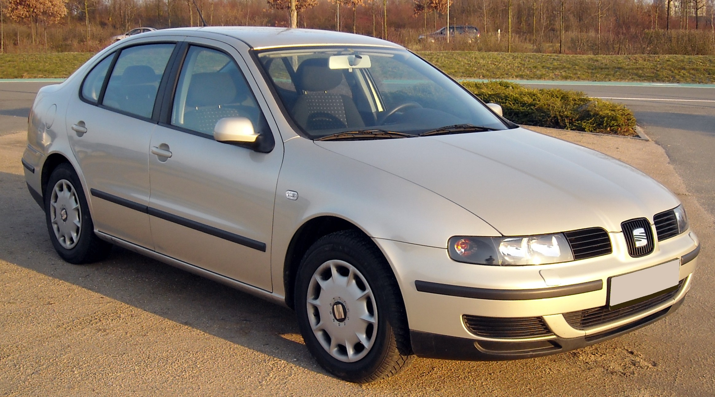 2005 Seat Toledo Iii 5p Pictures Information And