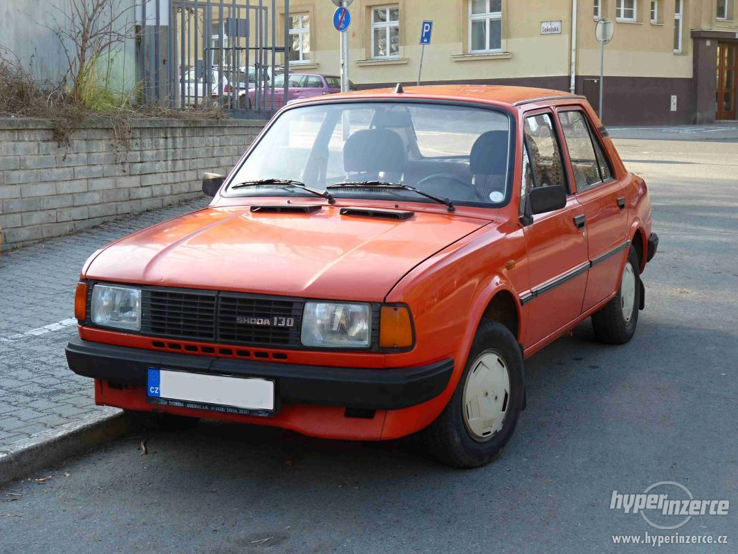 Honda Usa Cars >> Skoda 130 – pictures, information and specs - Auto ...