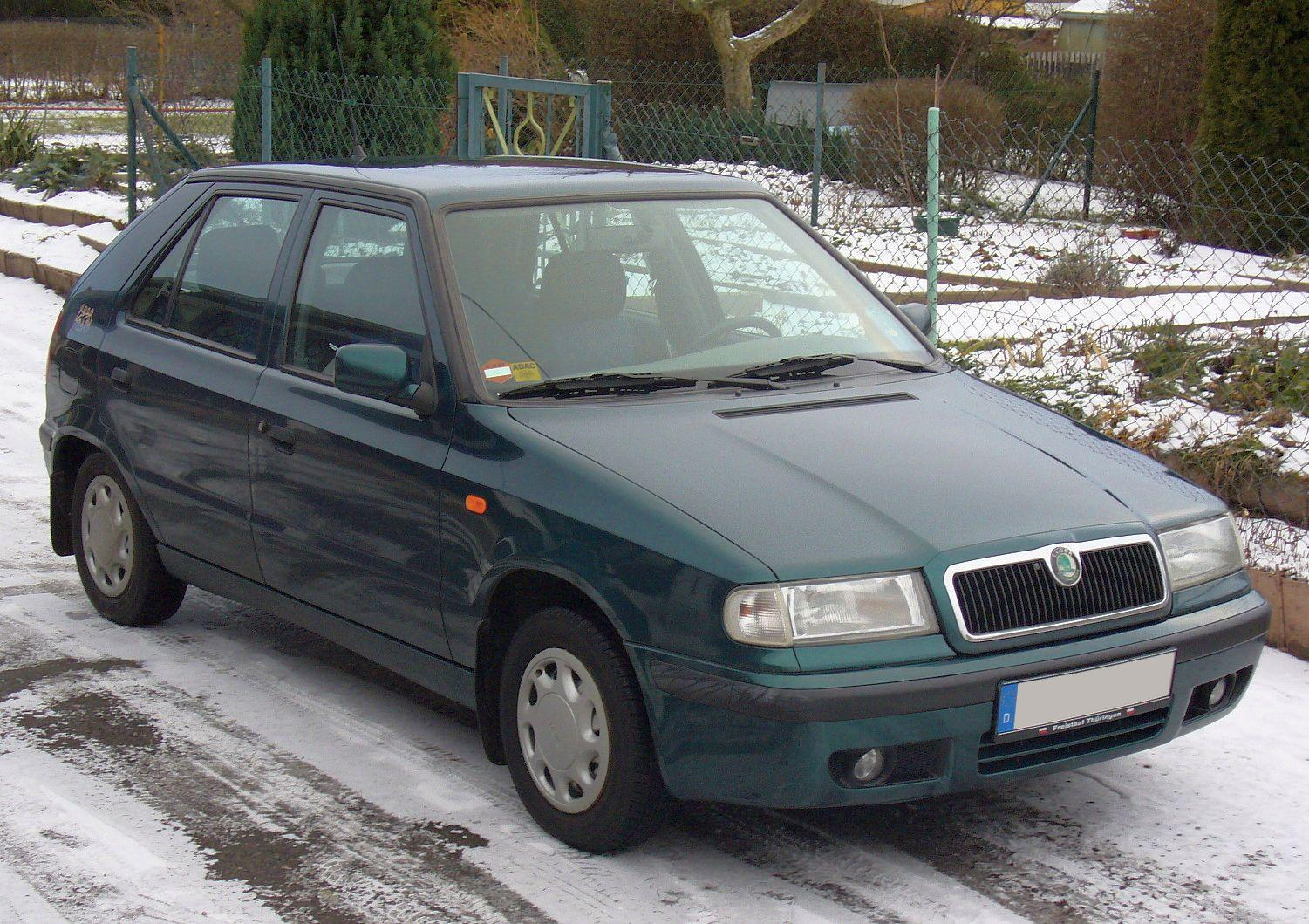 Skoda Felicia Pictures Information And Specs Auto