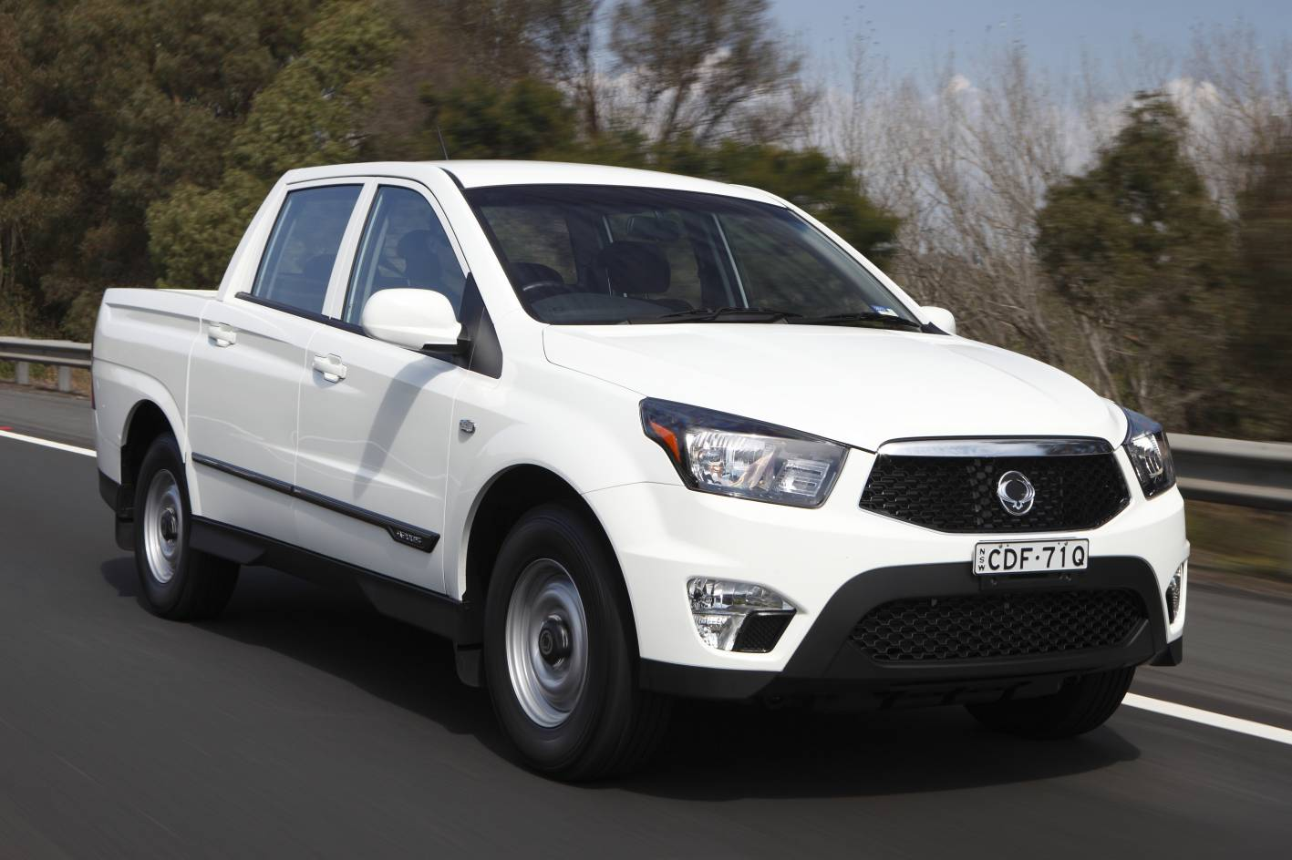 Cars ssangyong actyon sports 2012