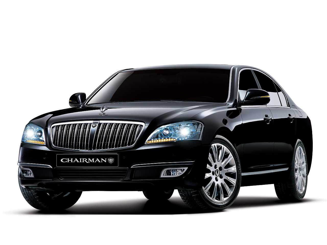Brands Of Cars >> Cars ssangyong chairman (w124) 2008 - Auto-Database.com