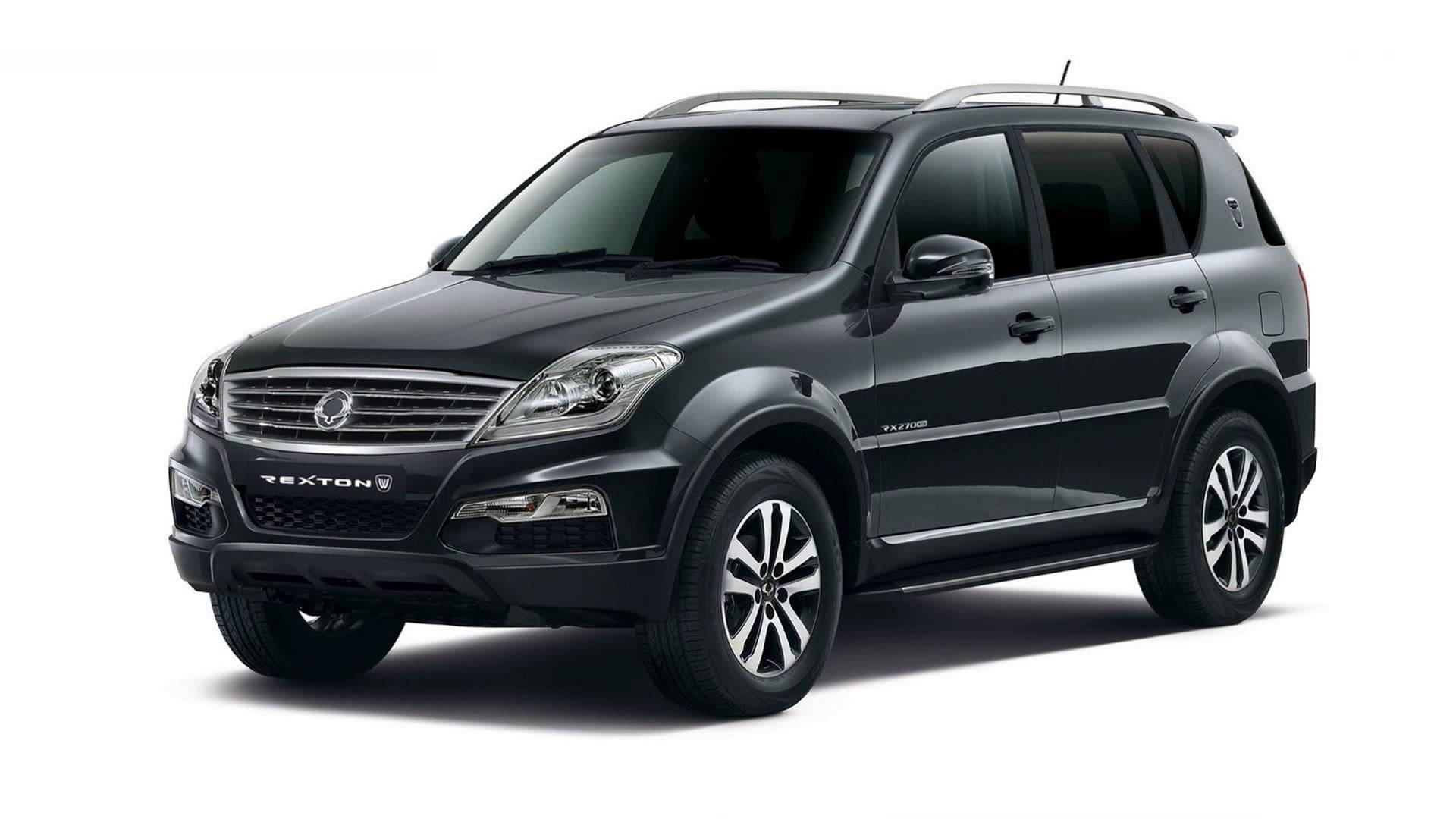 2015 Ssangyong Kyron ii – pictures, information and specs - Auto ...