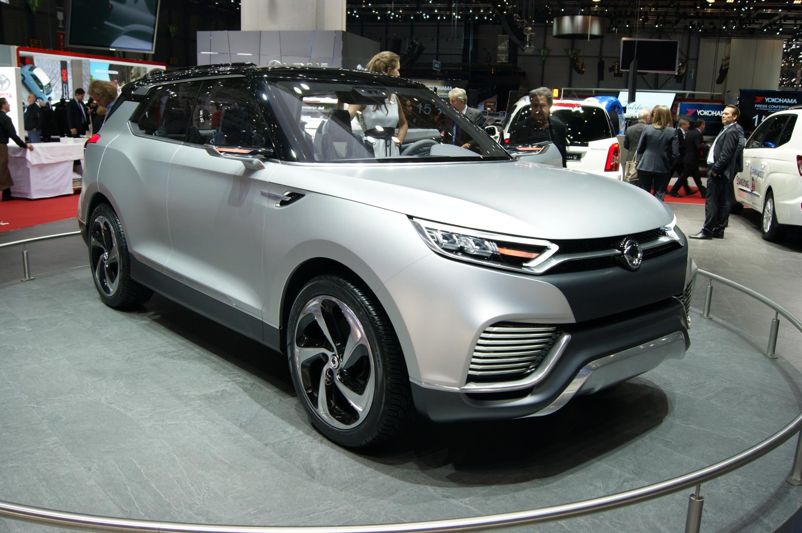 Cars ssangyong kyron ii 2016 #3