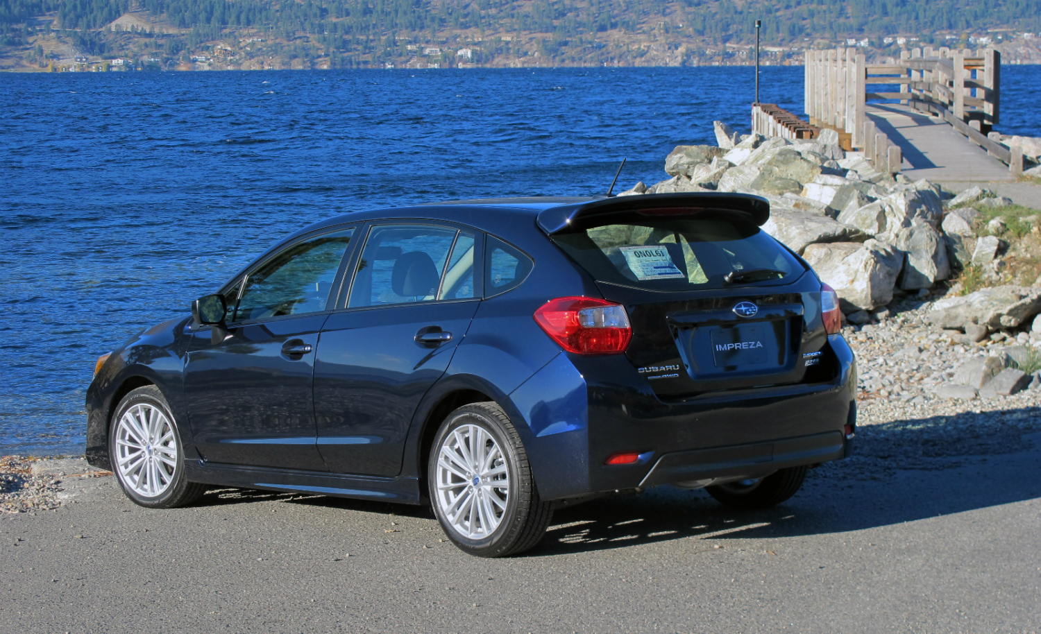 2015 subaru impreza iii pictures information and specs auto. Black Bedroom Furniture Sets. Home Design Ideas