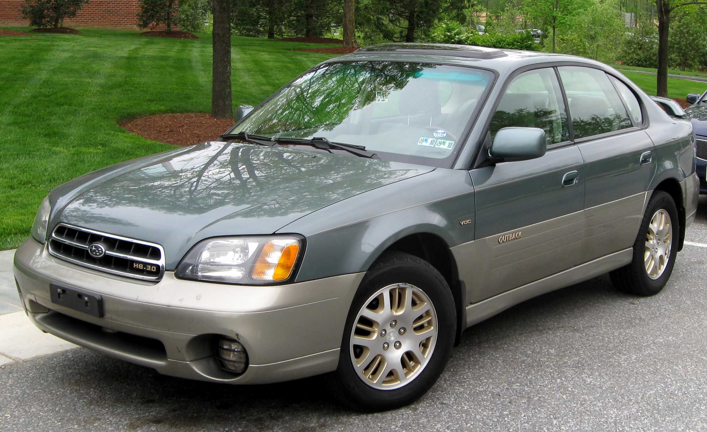 2002 subaru legacy outback 2 pictures information and. Black Bedroom Furniture Sets. Home Design Ideas
