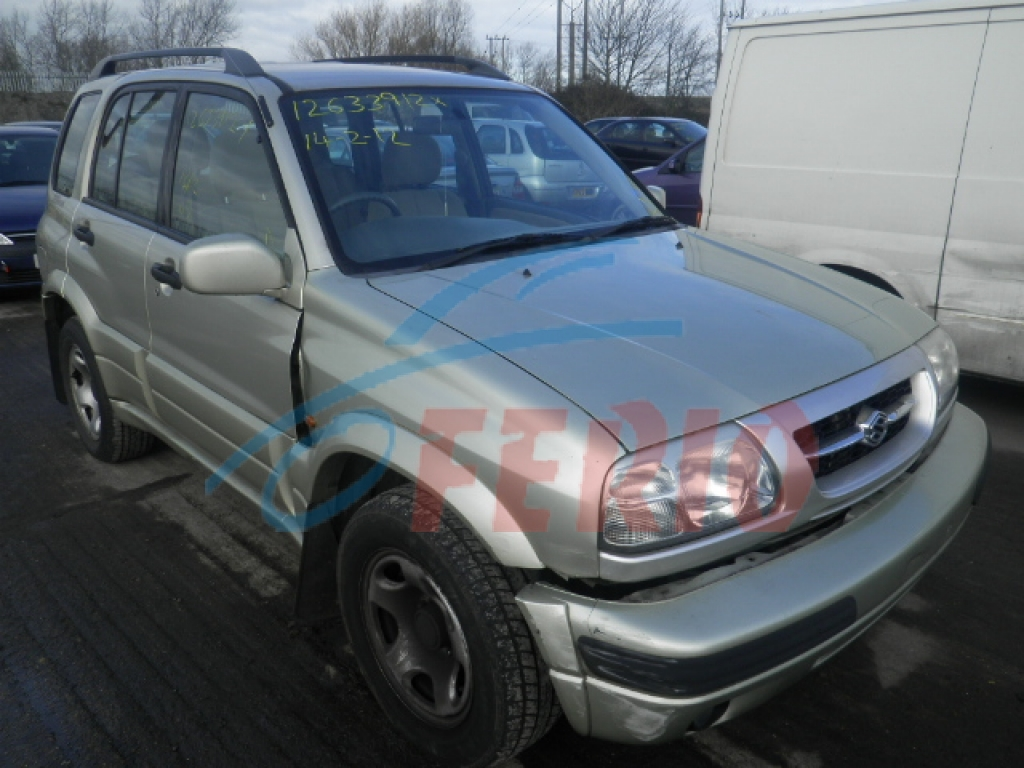 Cars suzuki grand vitara (ft,gt) 1999