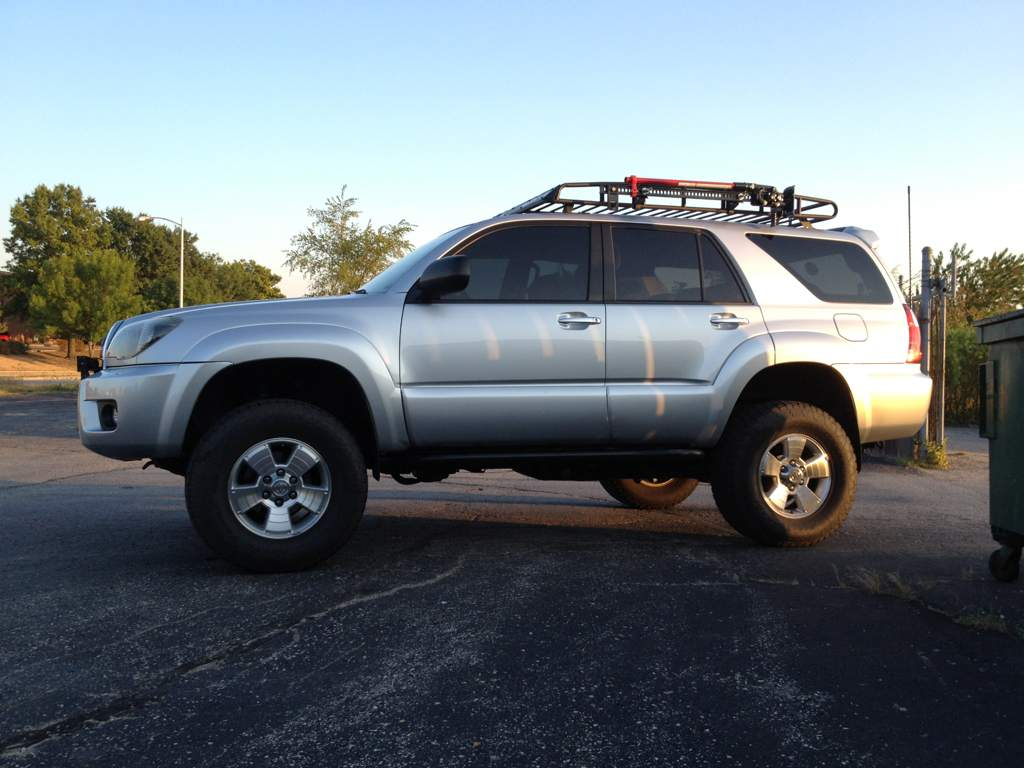 2006 Toyota 4runner Iv Pictures Information And Specs