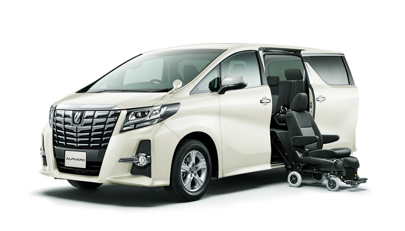 2016 Toyota Alphard Pictures Information And Specs Auto Database Com