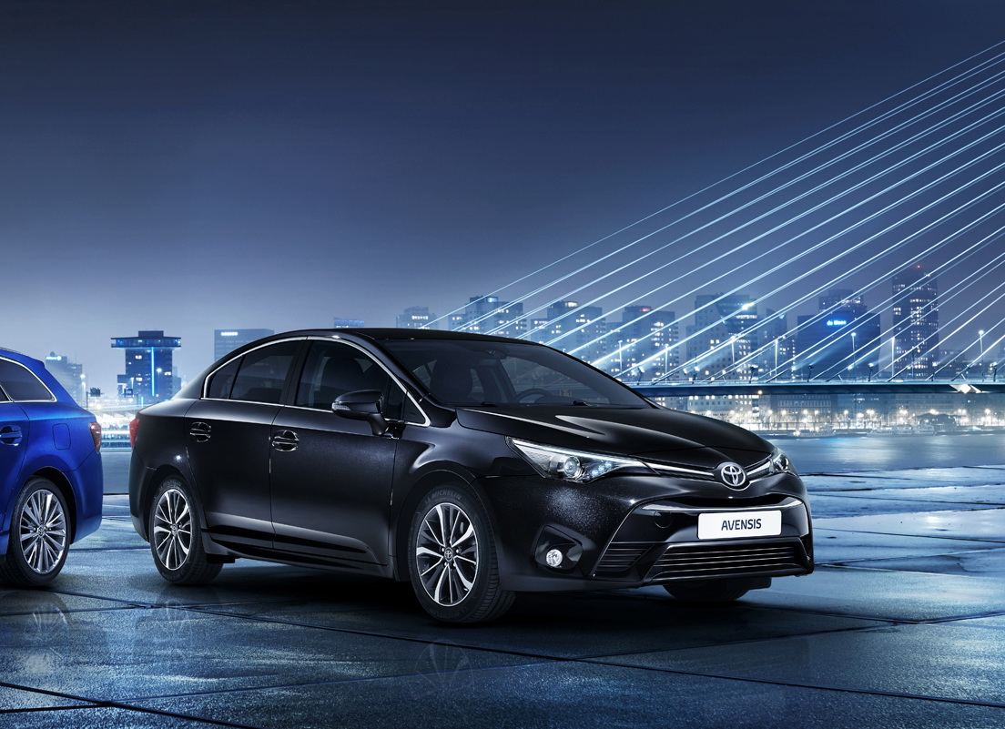 2016 Toyota Avensis Iii Pictures Information And Specs