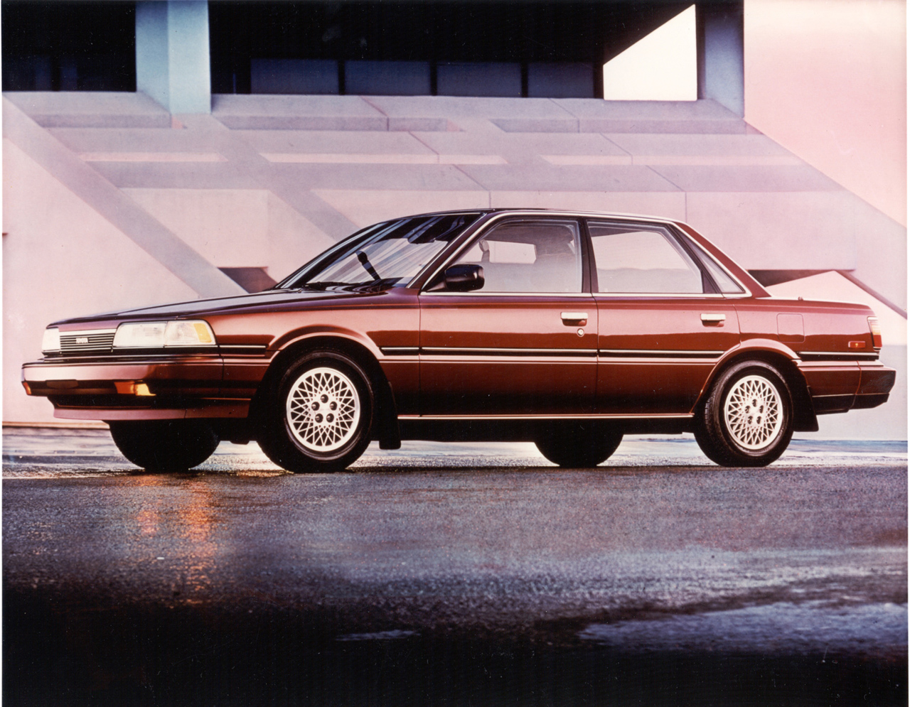 1990 Toyota Camry V2 Pictures Information And Specs
