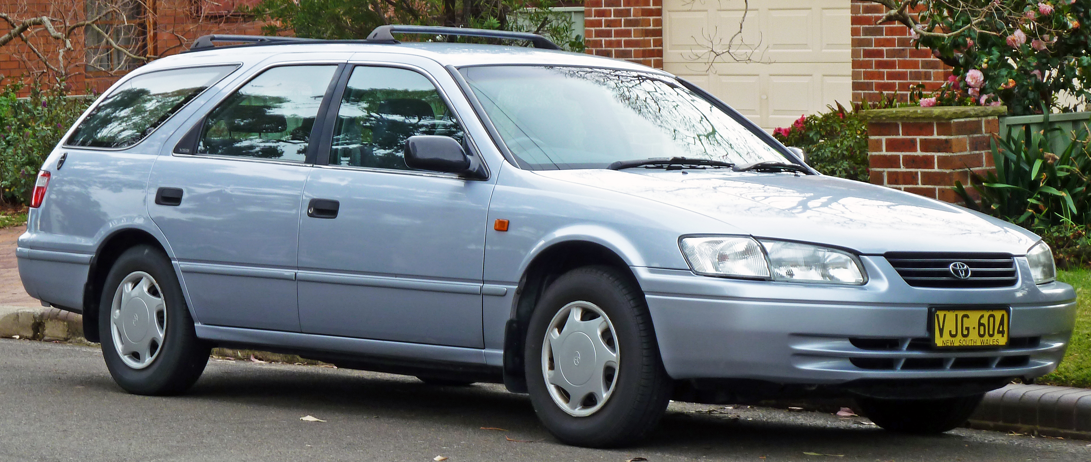 2000 Toyota Camry Station Wagon Xv20 Pictures