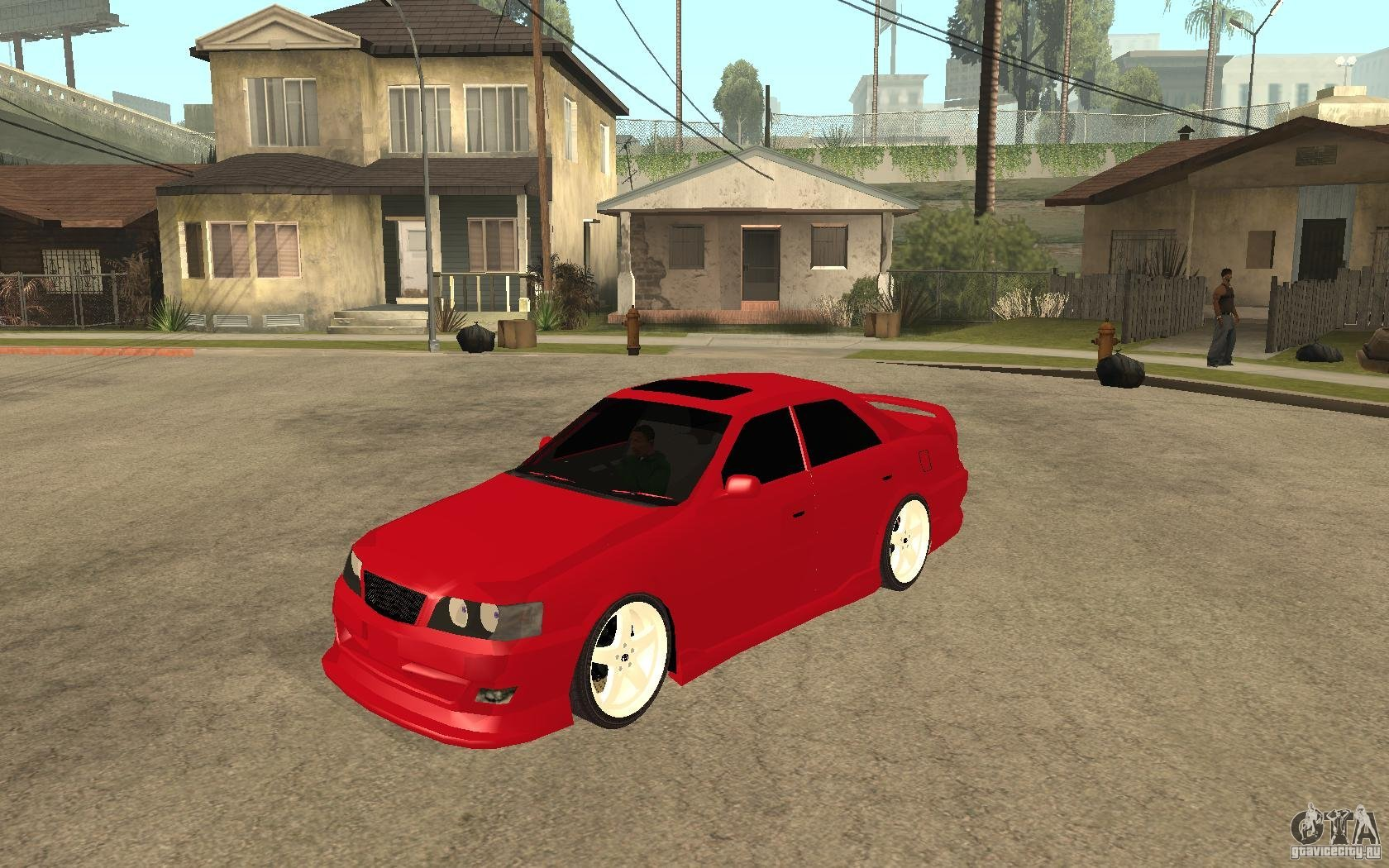 Cars toyota chaser (zx 100) 1999 #8