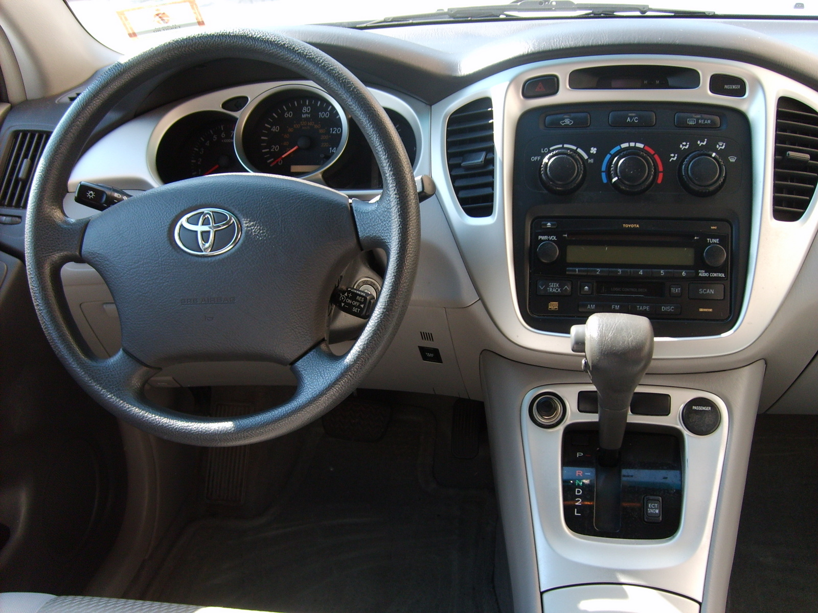 Toyota Highlander Pictures Information And Specs Auto - 2004 highlander