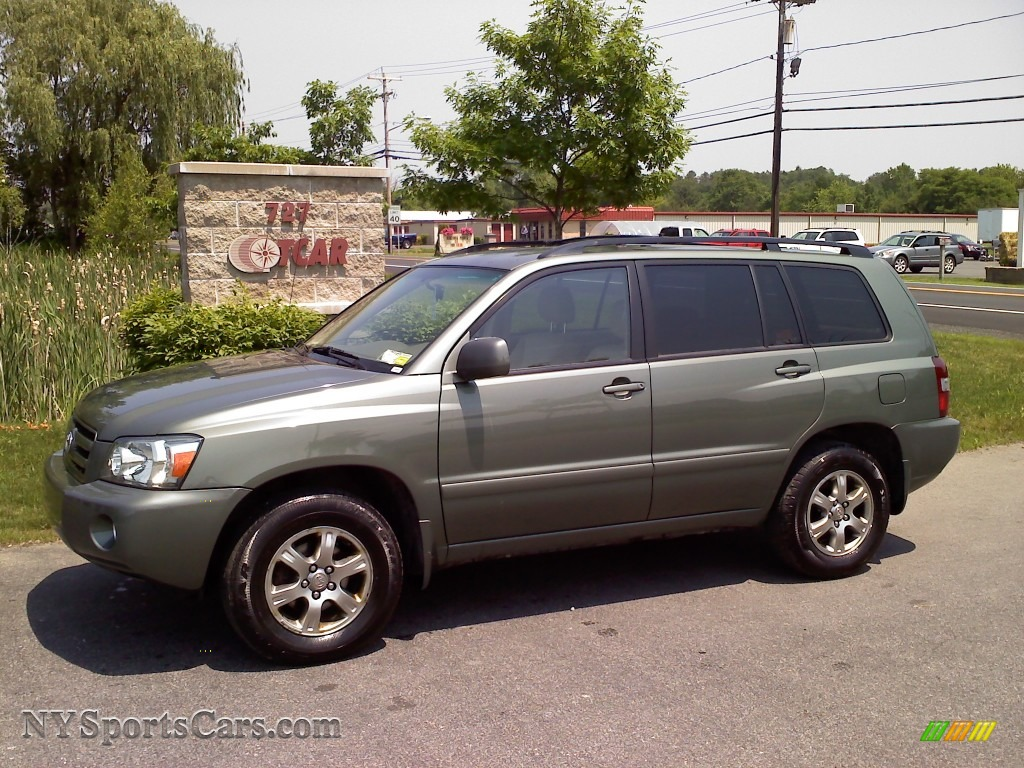 2005 toyota highlander � pictures information and specs