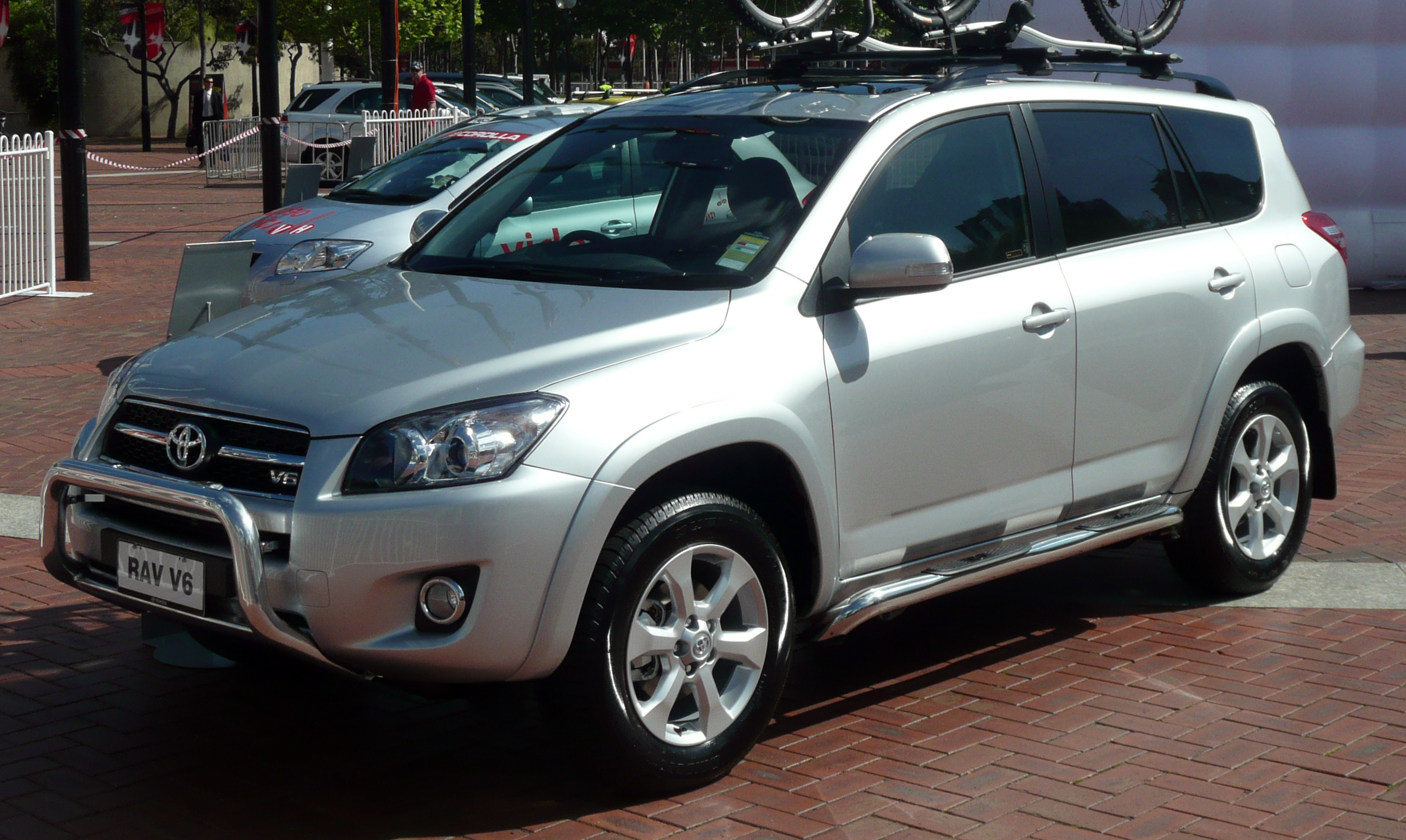 2008 Toyota Rav4 Iii Pictures Information And Specs
