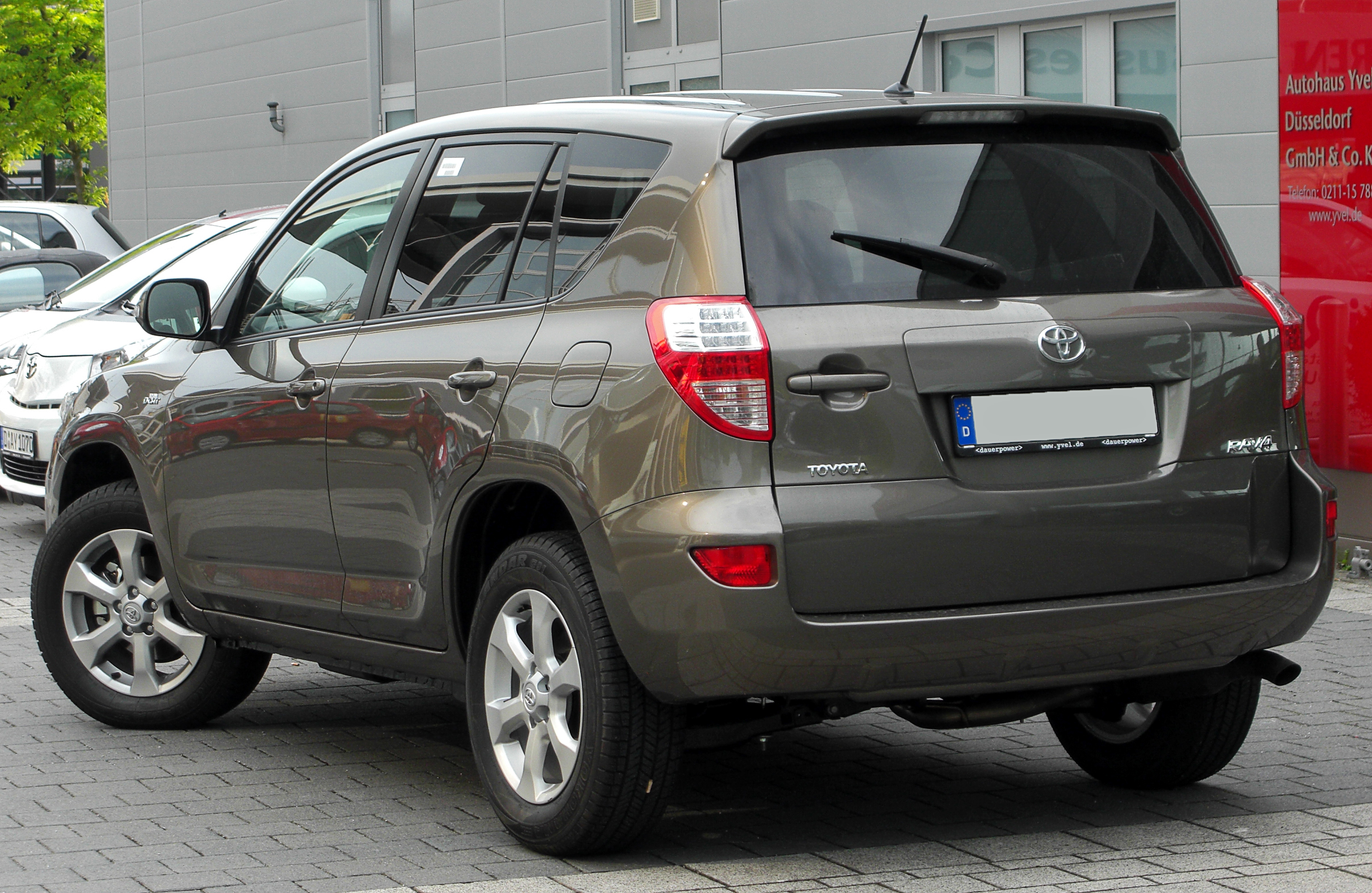 2010 toyota rav4 iii pictures information and specs. Black Bedroom Furniture Sets. Home Design Ideas